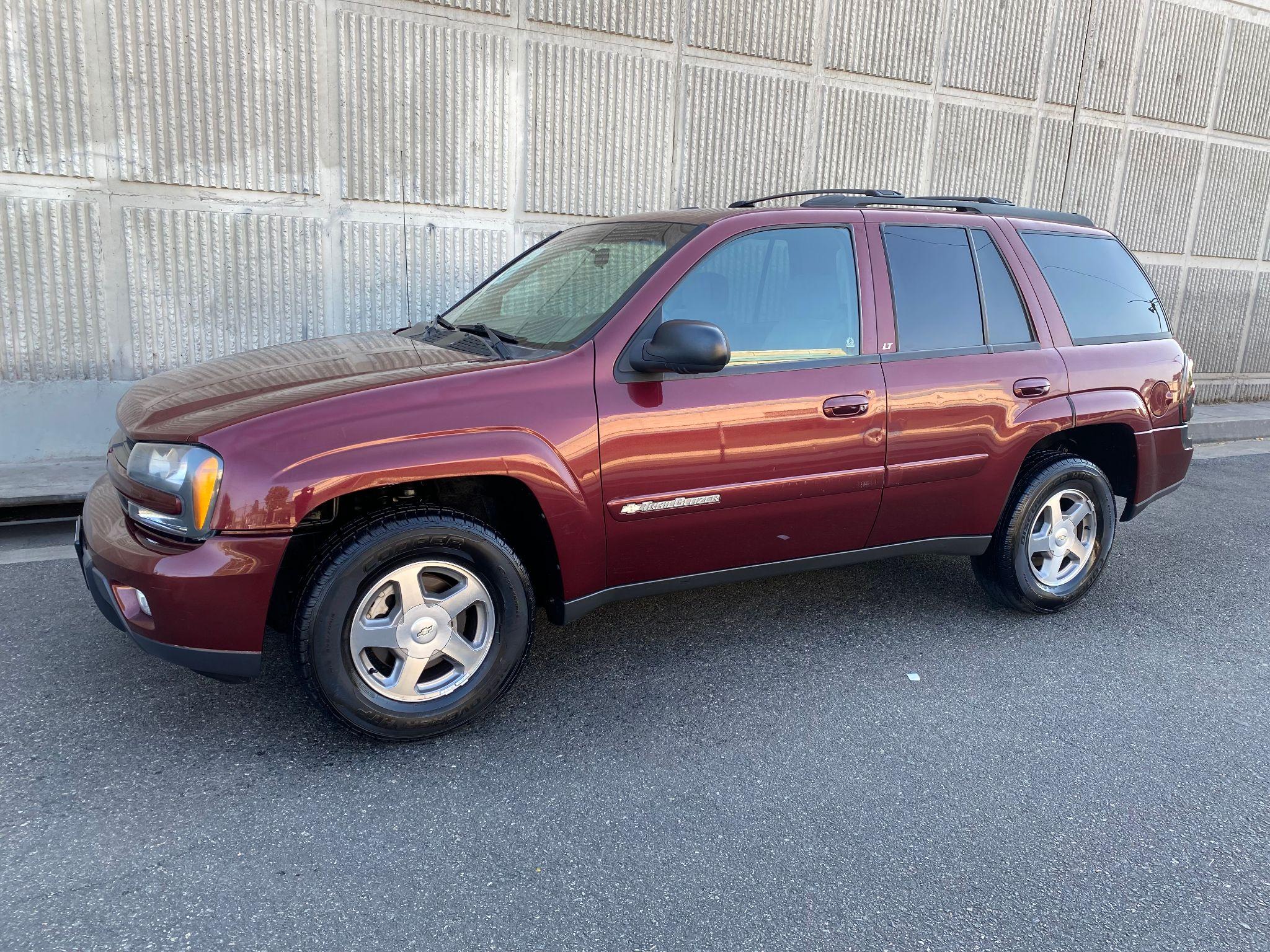 2004 Chevrolet TrailBlazer LT