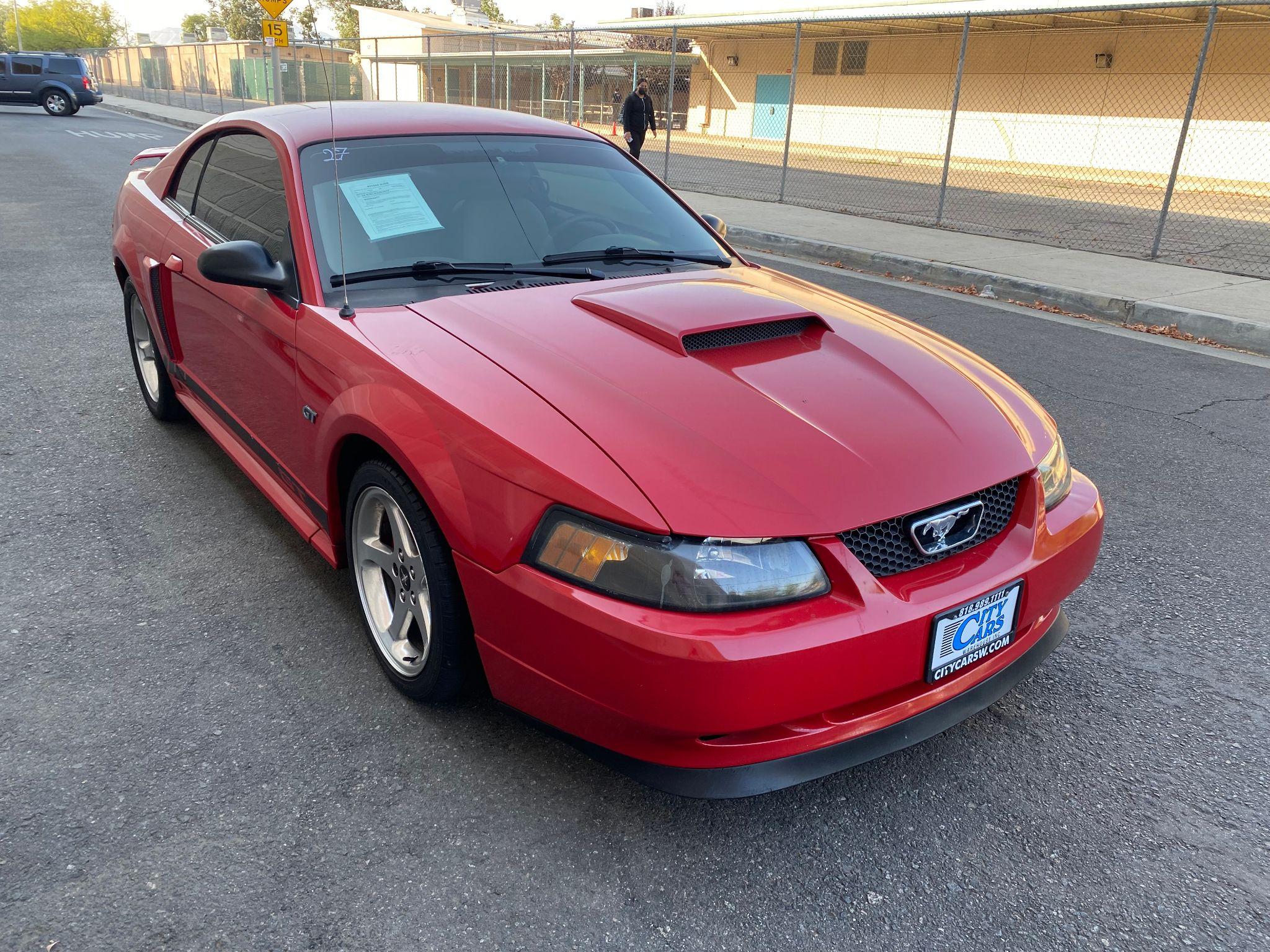 2003 Ford Mustang GT Premium