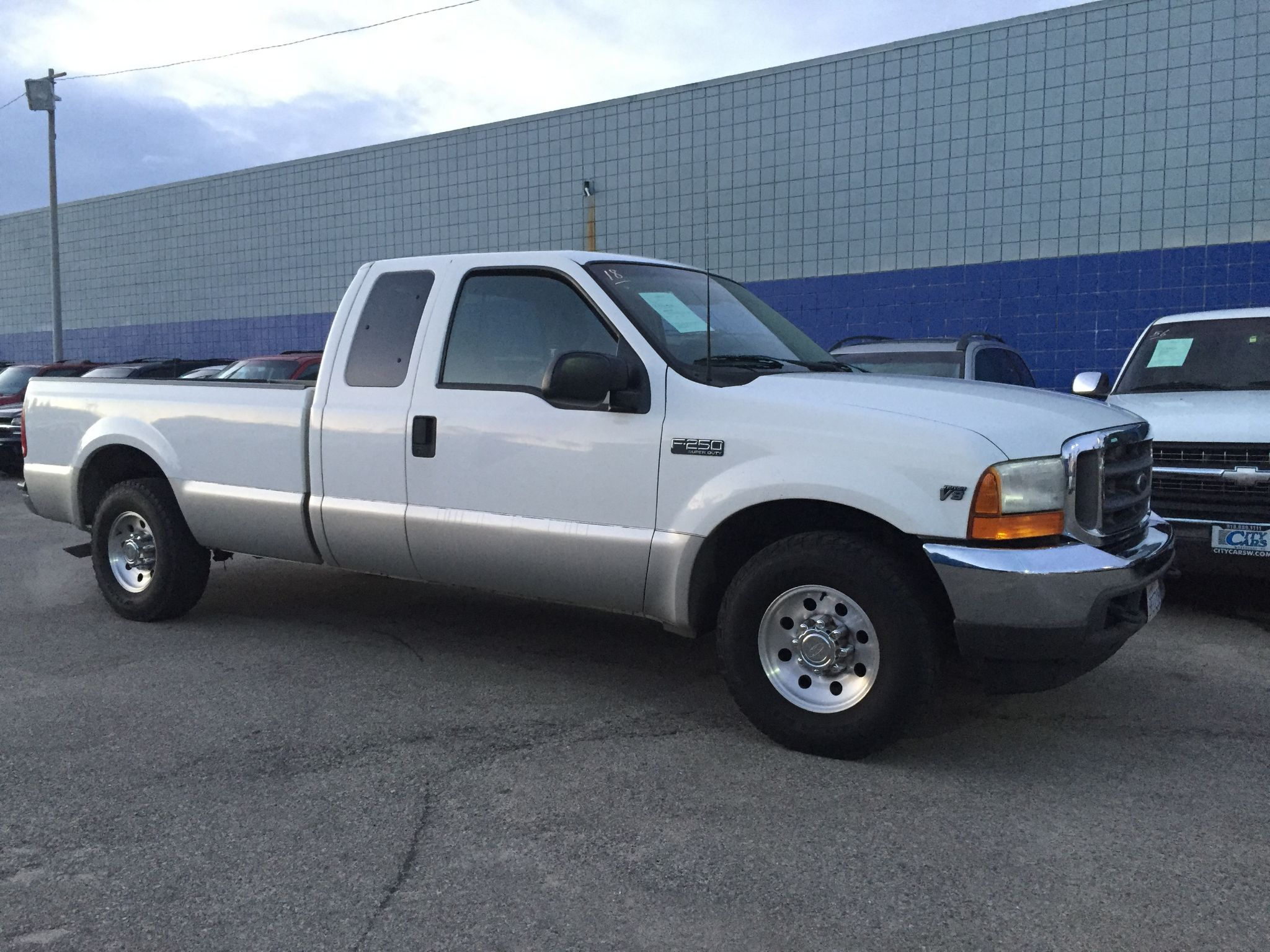 Used 2000 Ford Super Duty F 250 Xl At City Cars Warehouse Inc F250