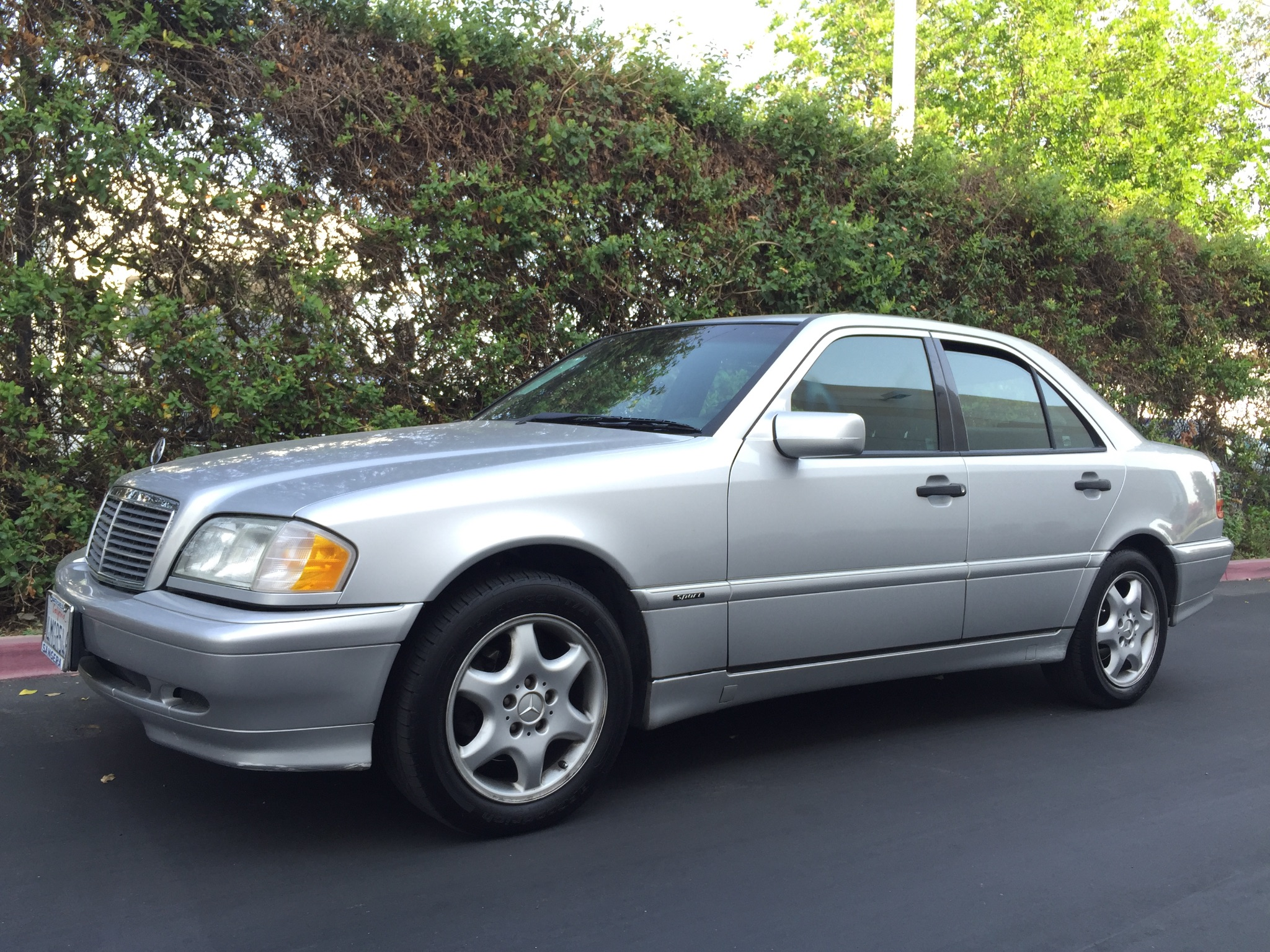 Used 2000 Mercedes Benz C230 Kompressor at City Cars Warehouse INC