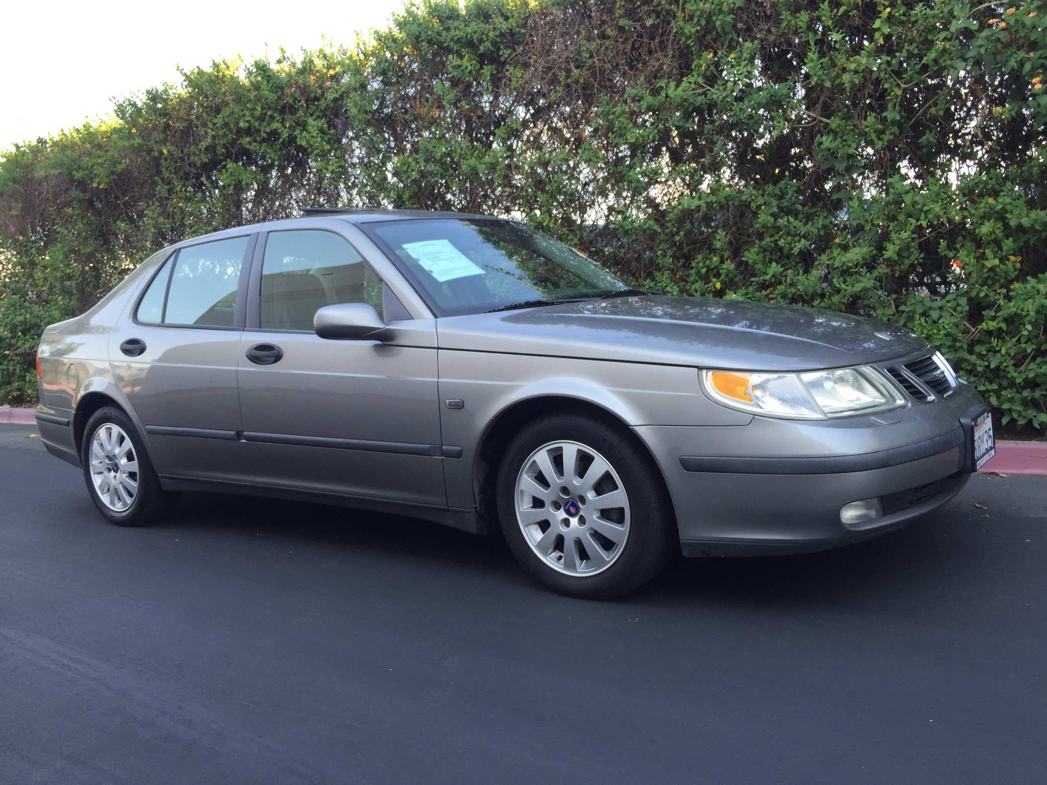 used 2003 saab 9 5 linear at city cars warehouse inc. Black Bedroom Furniture Sets. Home Design Ideas
