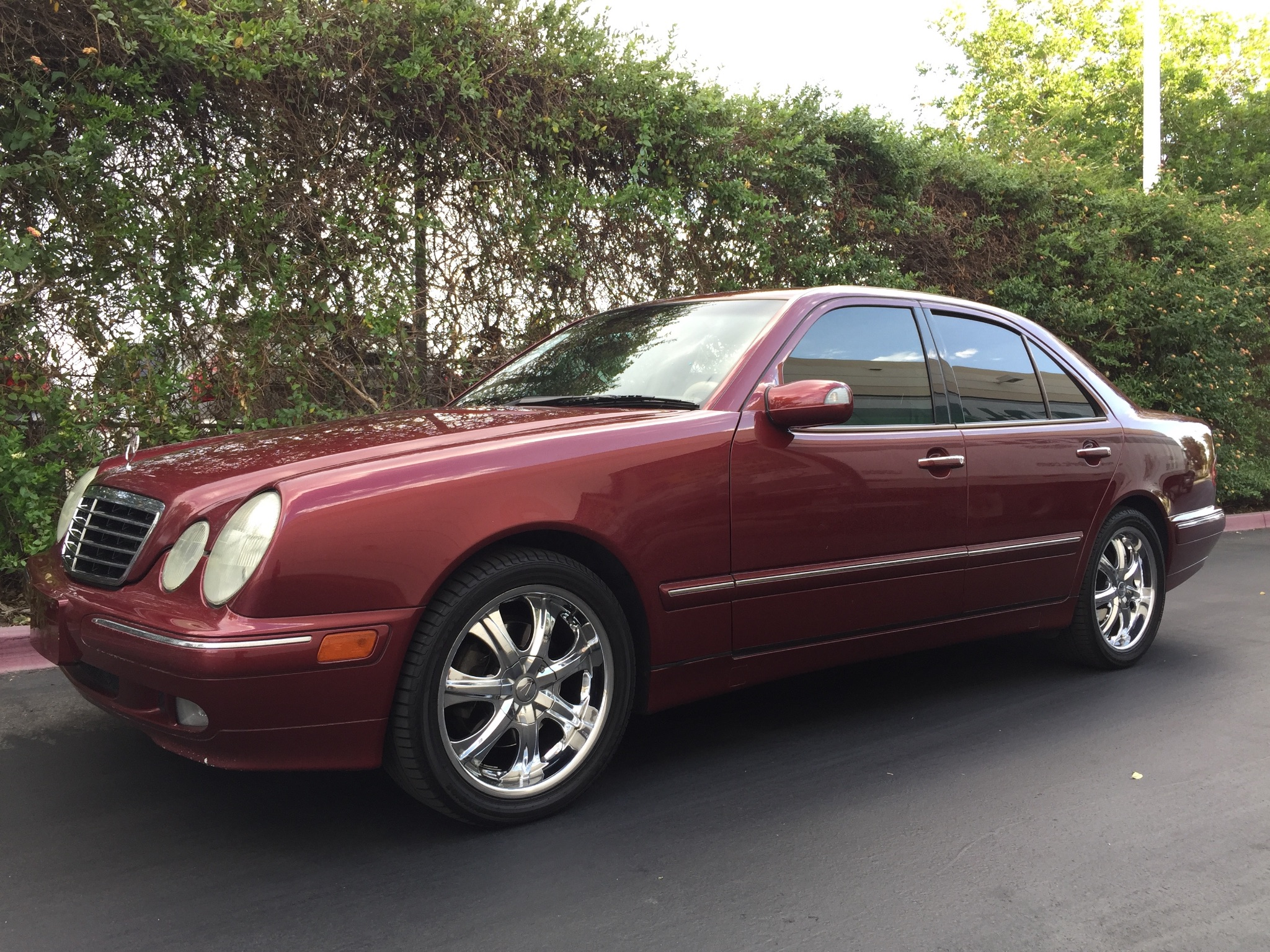 Used 2001 mercedes benz e320 at city cars warehouse inc for 2001 mercedes benz e320