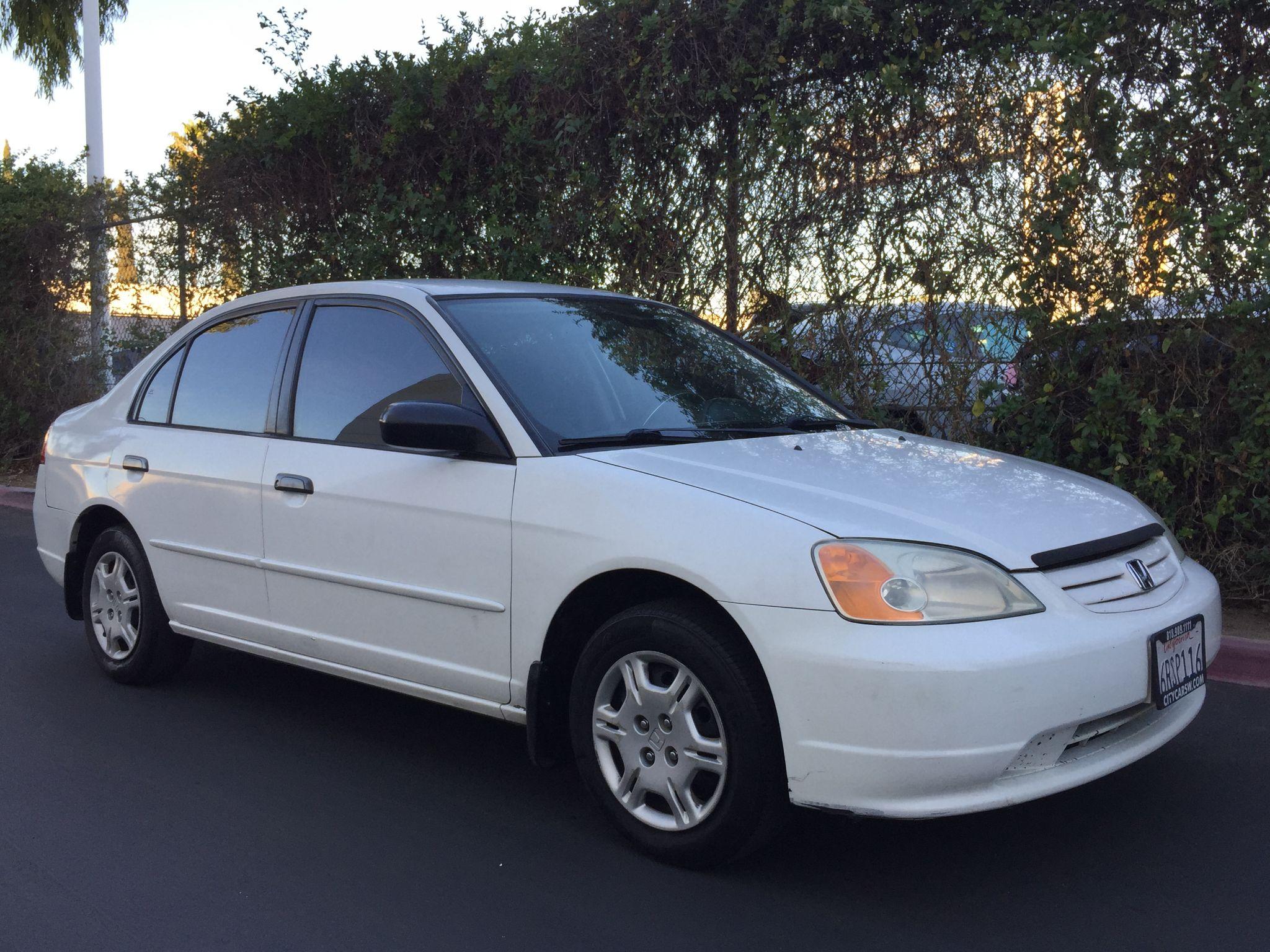 Used 2001 Honda Civic LX at City Cars Warehouse INC