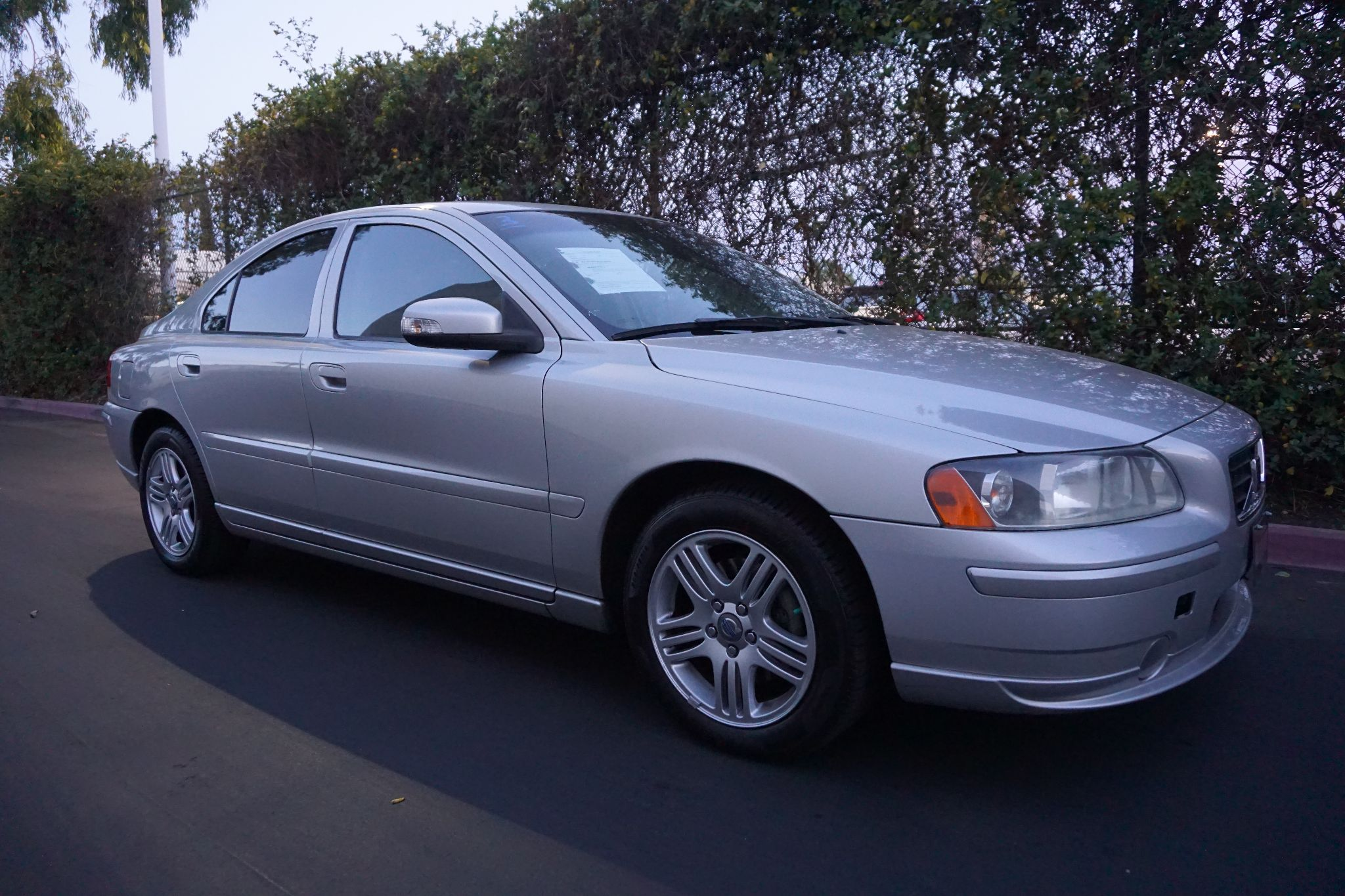 used 2007 volvo s60 2 5l turbo at city cars warehouse inc. Black Bedroom Furniture Sets. Home Design Ideas