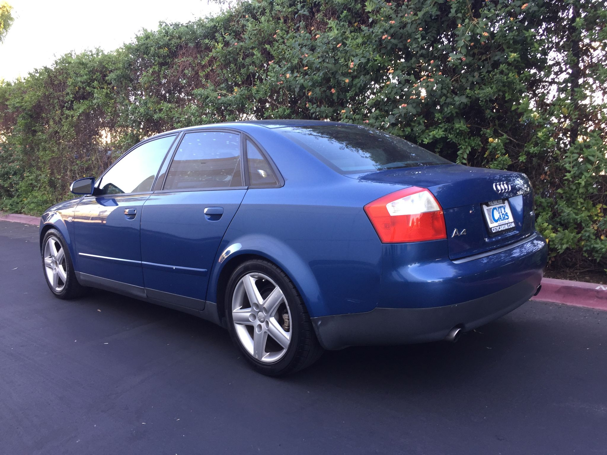 used 2003 audi a4 1.8t at city cars warehouse inc