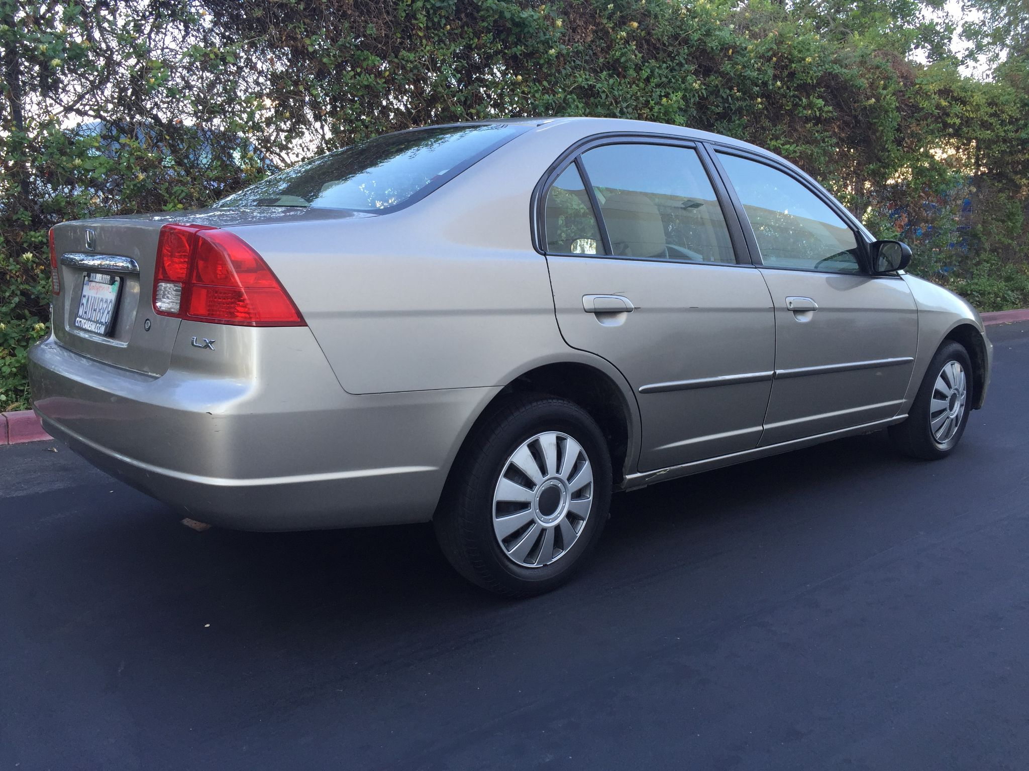 Estimate My Car Payment >> Used 2003 Honda Civic LX at City Cars Warehouse INC