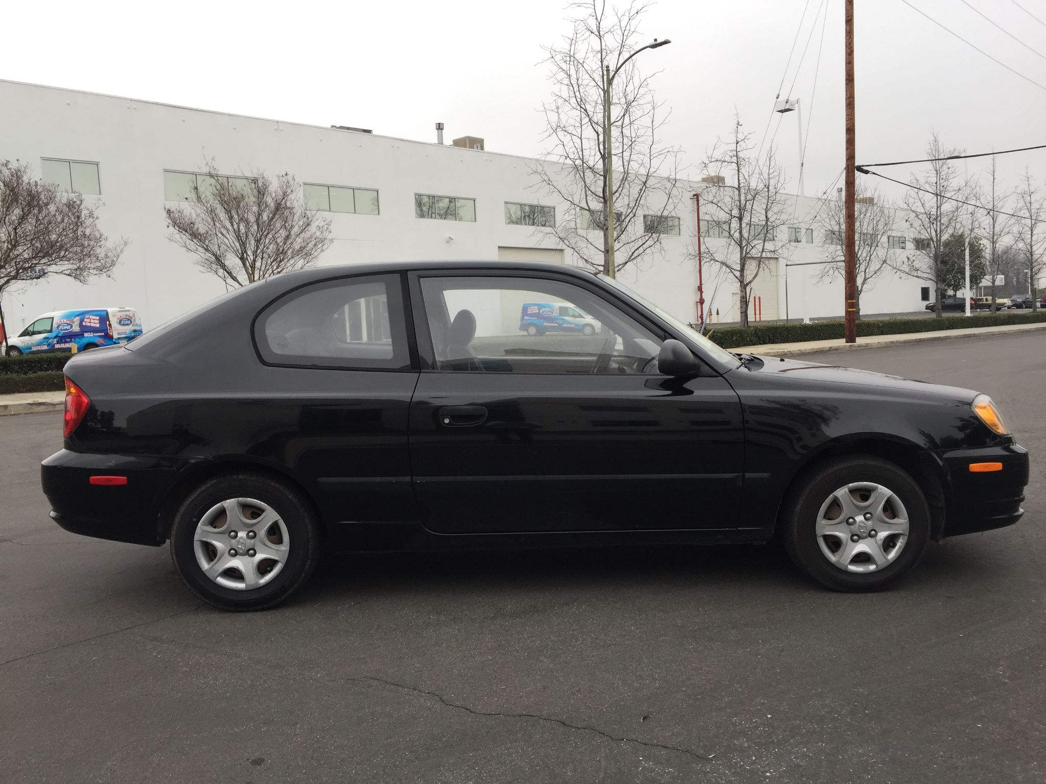 Used 2003 Hyundai Accent 1 8 TURBO at City Cars Warehouse INC