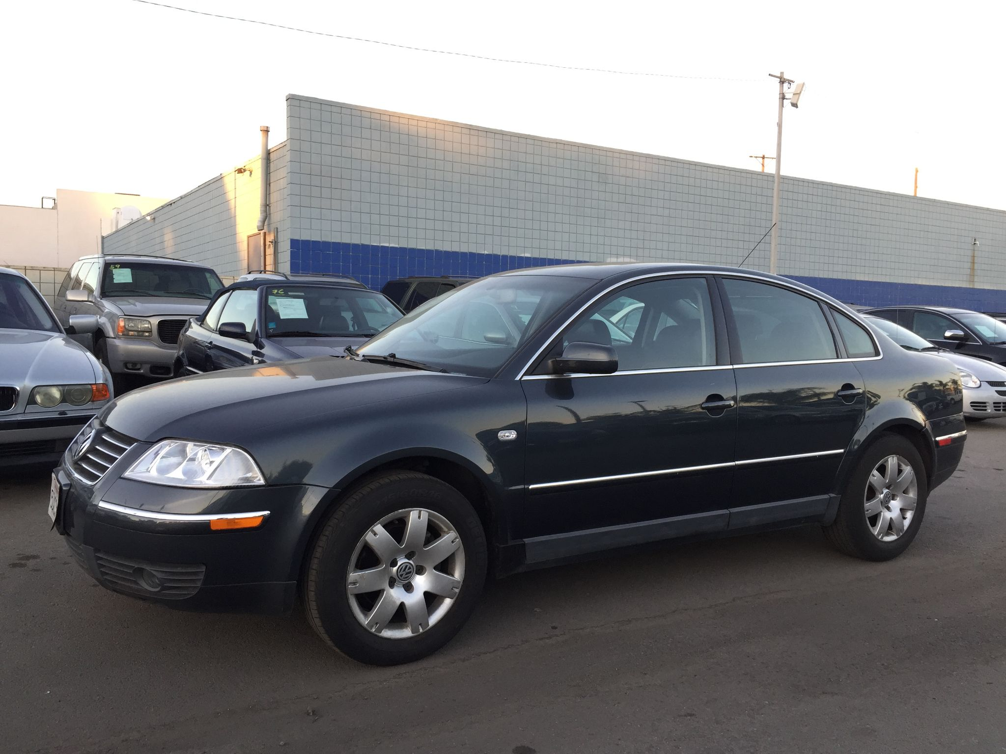 Used 2003 Volkswagen Passat GLX at City Cars Warehouse INC