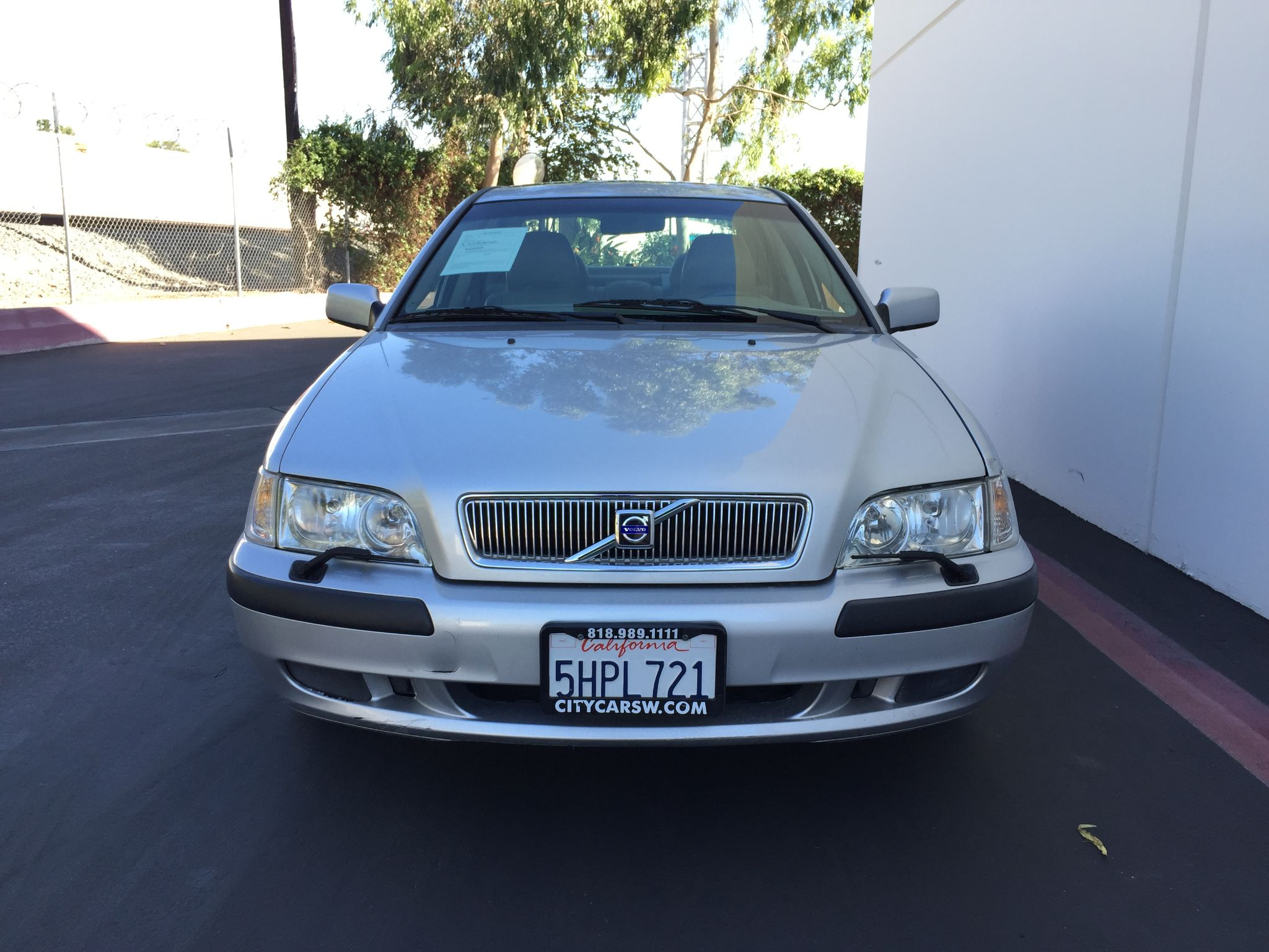 Used 2001 Volvo S40 1 9 Turbo At City Cars Warehouse Inc