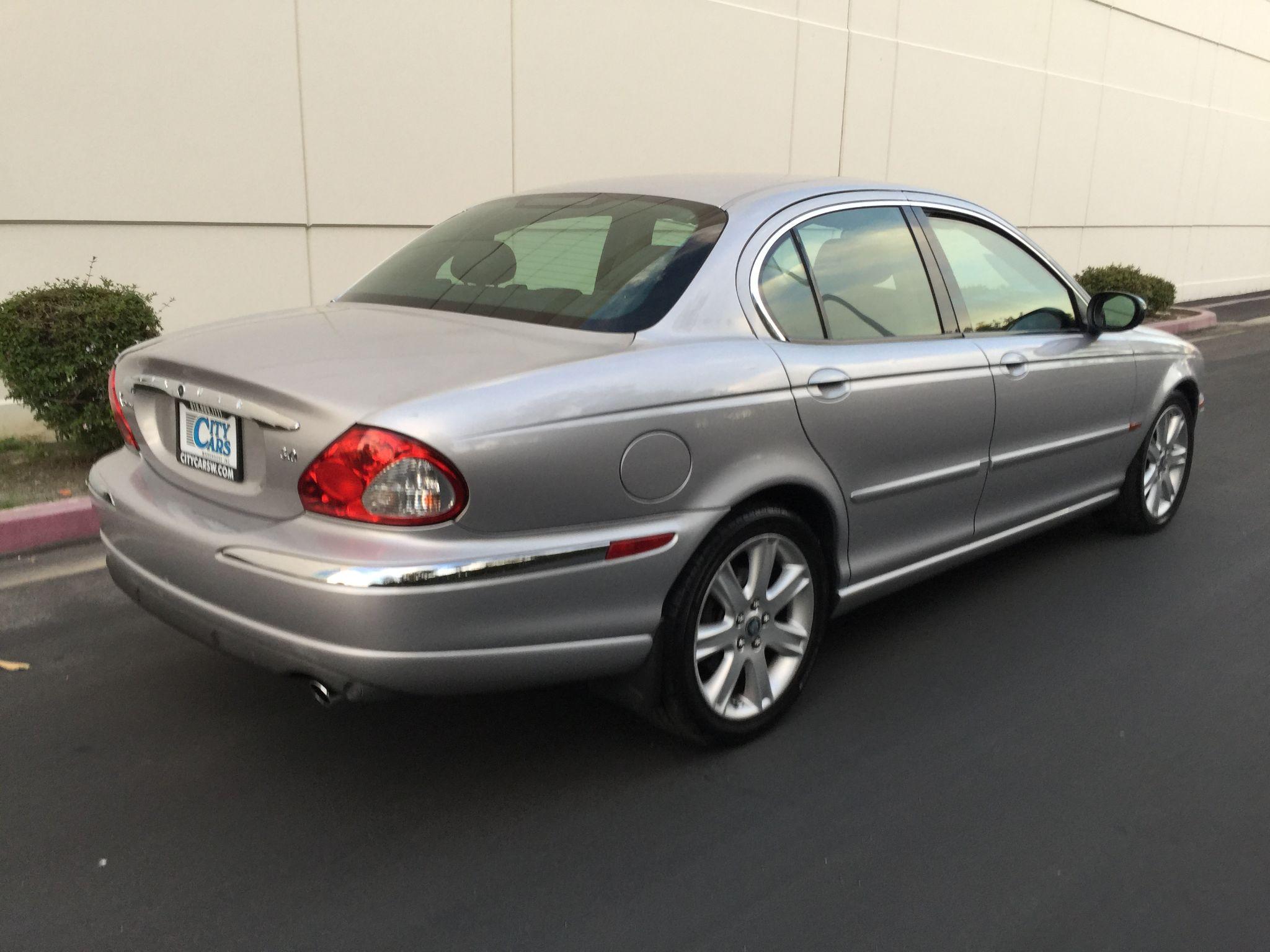 Used 2003 Jaguar X-TYPE 3.0L at City Cars Warehouse INC