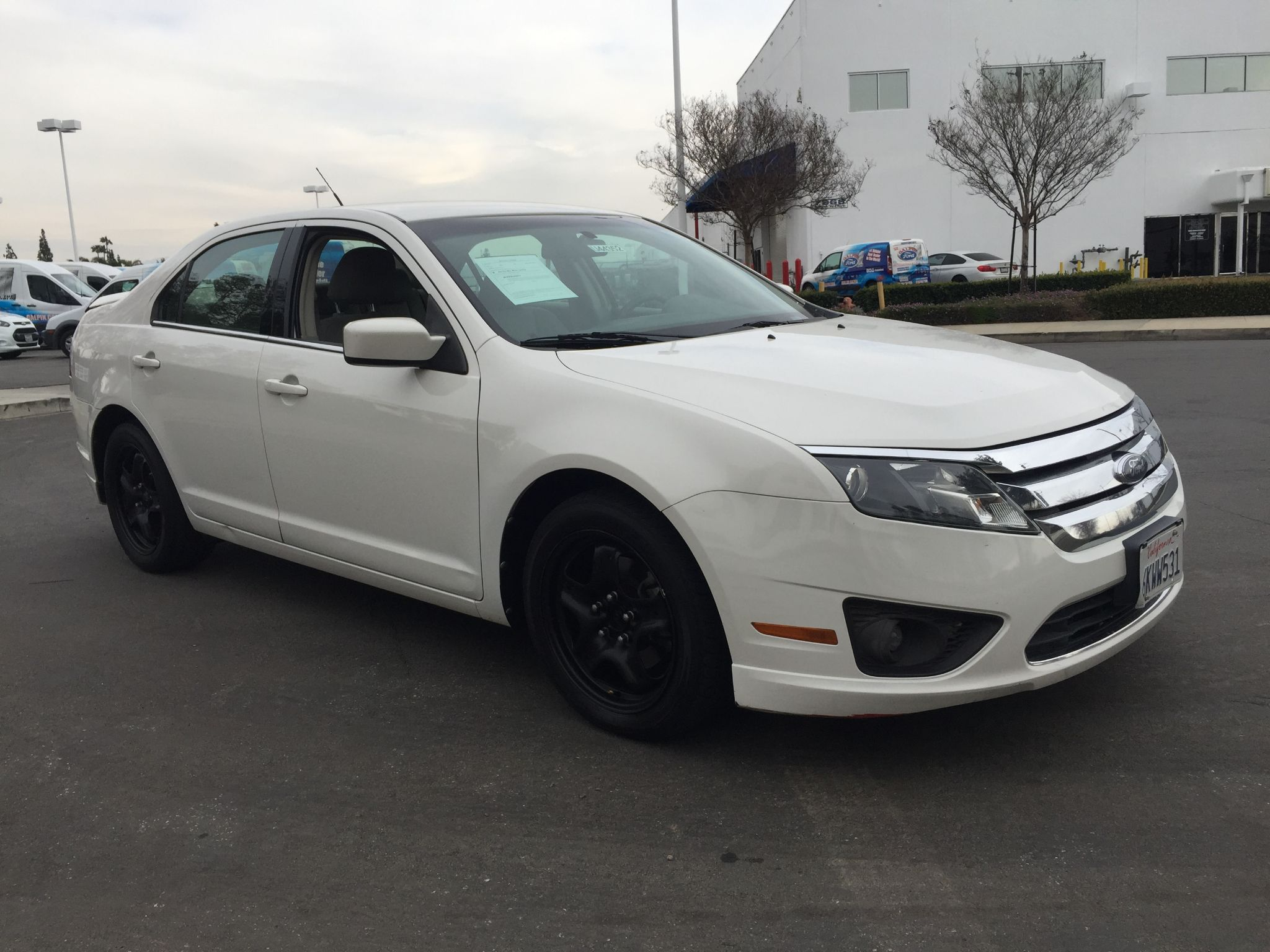 Used 2010 Ford Fusion SE at City Cars Warehouse INC