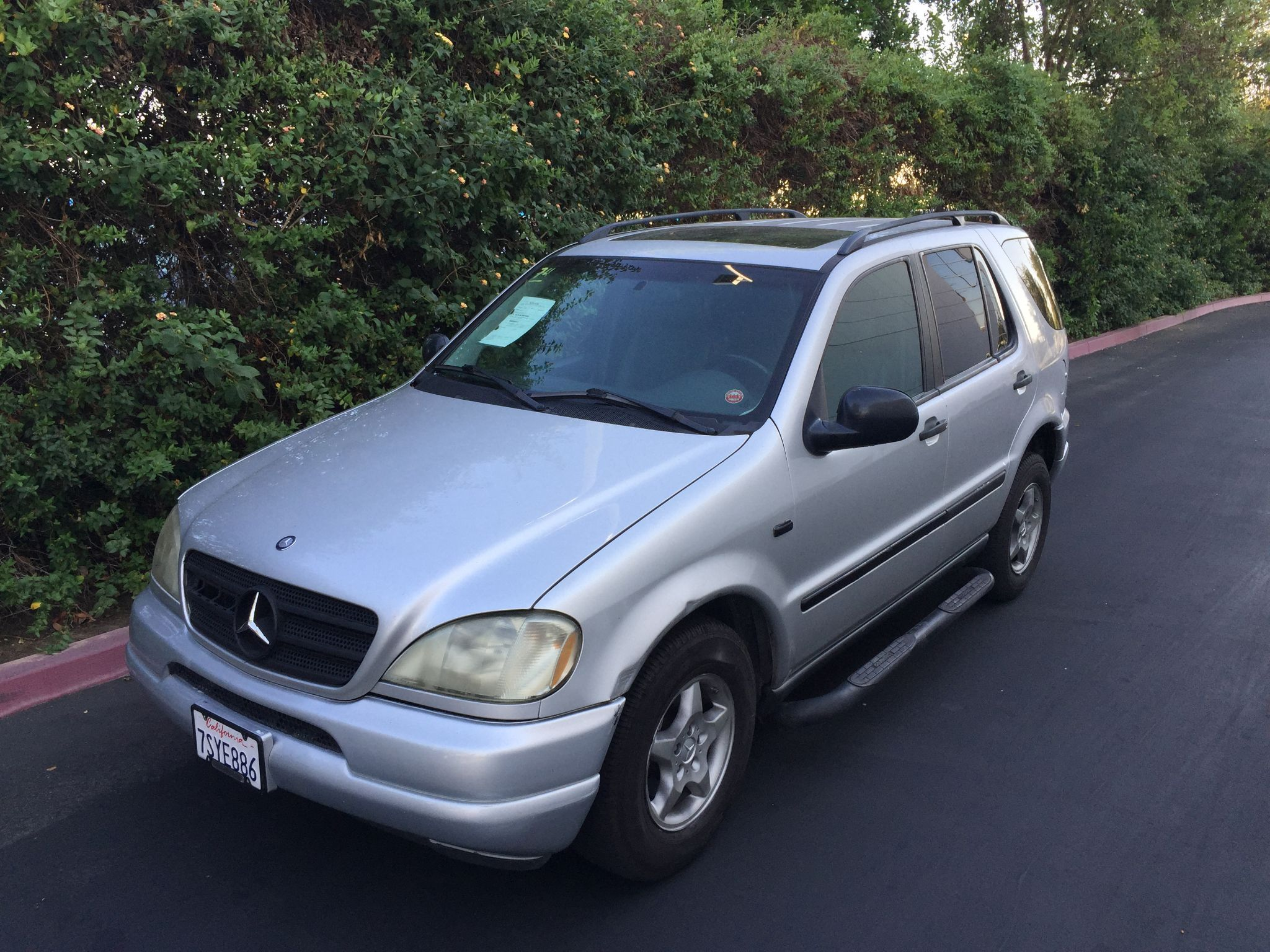 used 1999 mercedes benz ml320 at city cars warehouse inc. Black Bedroom Furniture Sets. Home Design Ideas
