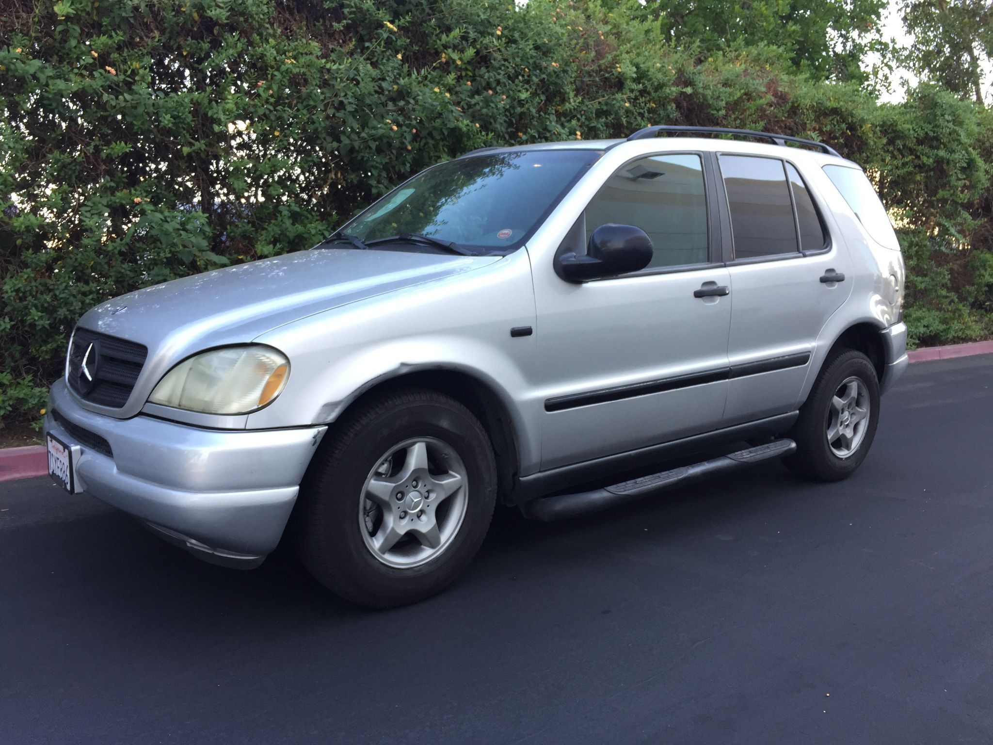 Used 1999 mercedes benz ml320 laredo at city cars for Mercedes benz 1999 ml320