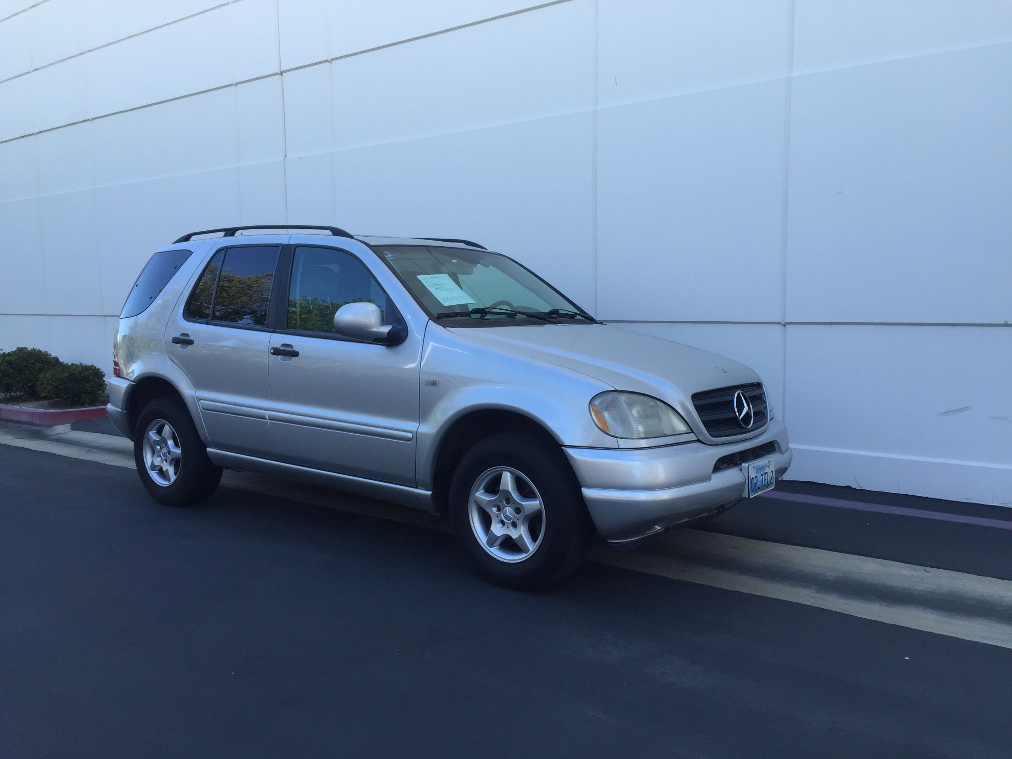 2001 mercedes benz ml320 special price 3 975