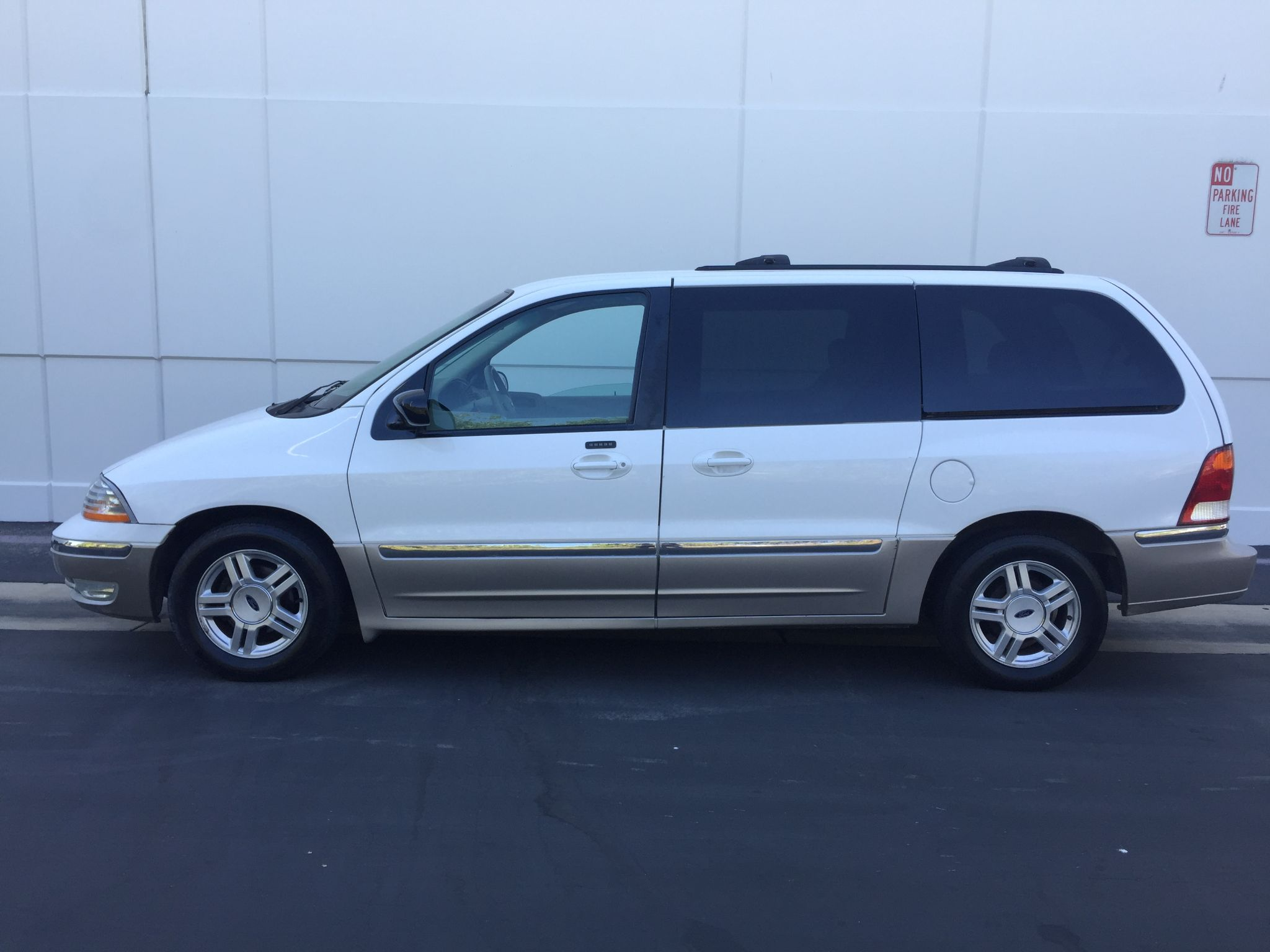 Used 2003 Ford Windstar Wagon Sel At City Cars Warehouse Inc