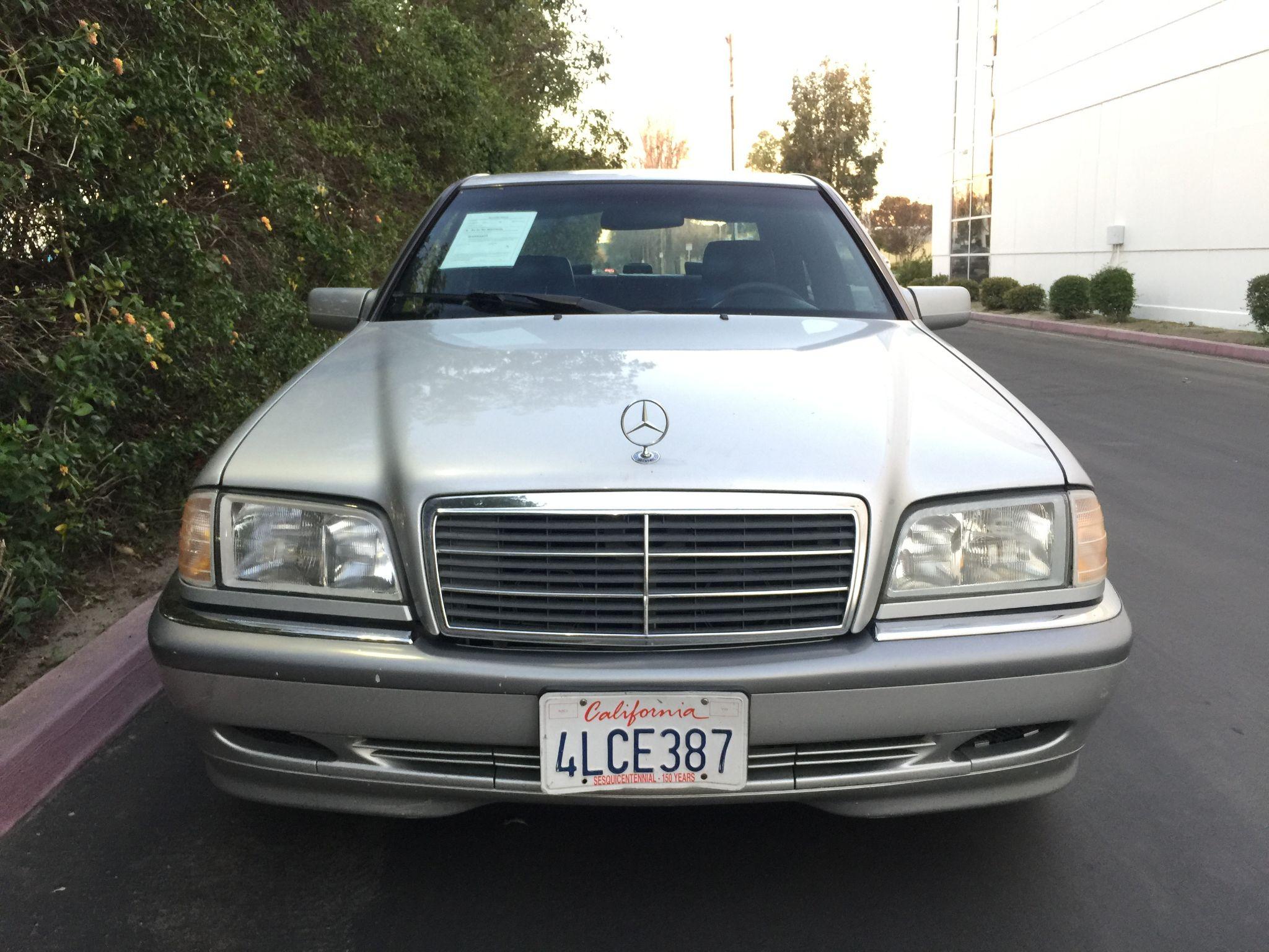 Lovely 2000 Mercedes Benz C230 Kompressor