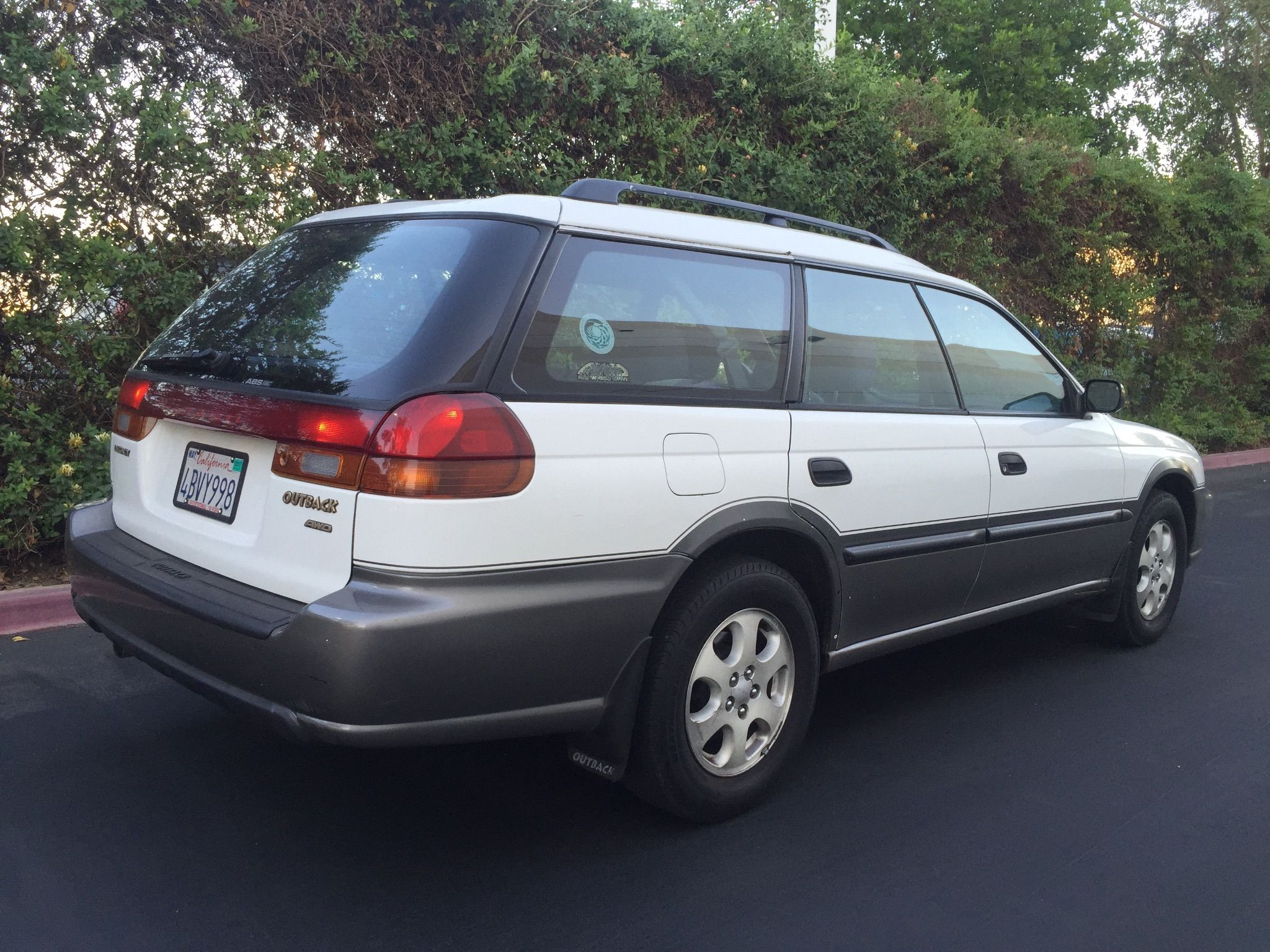 Used 1998 Subaru Legacy Wagon Outback At City Cars Warehouse Inc