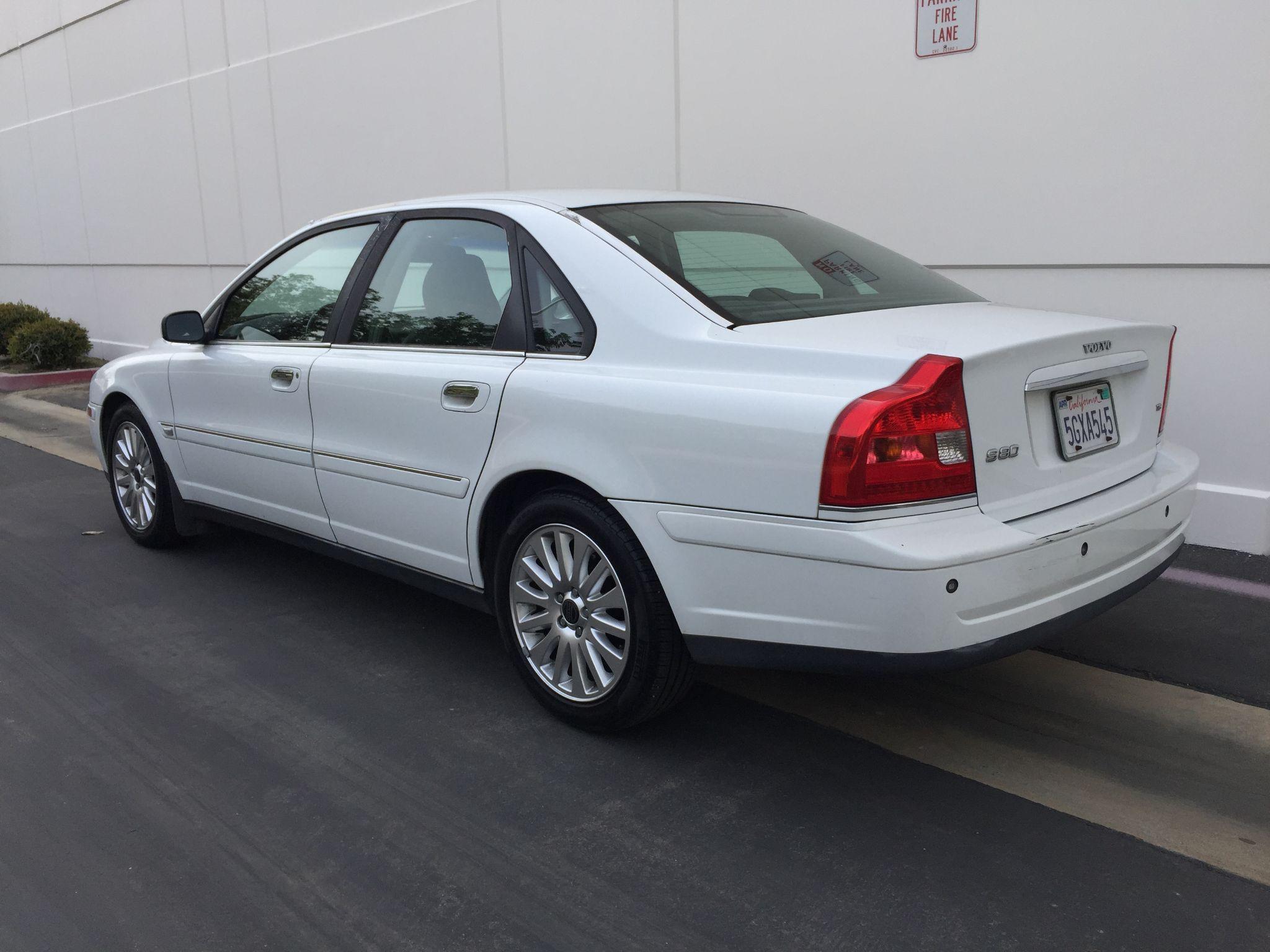 2004 volvo s80 t6 new price 4 975