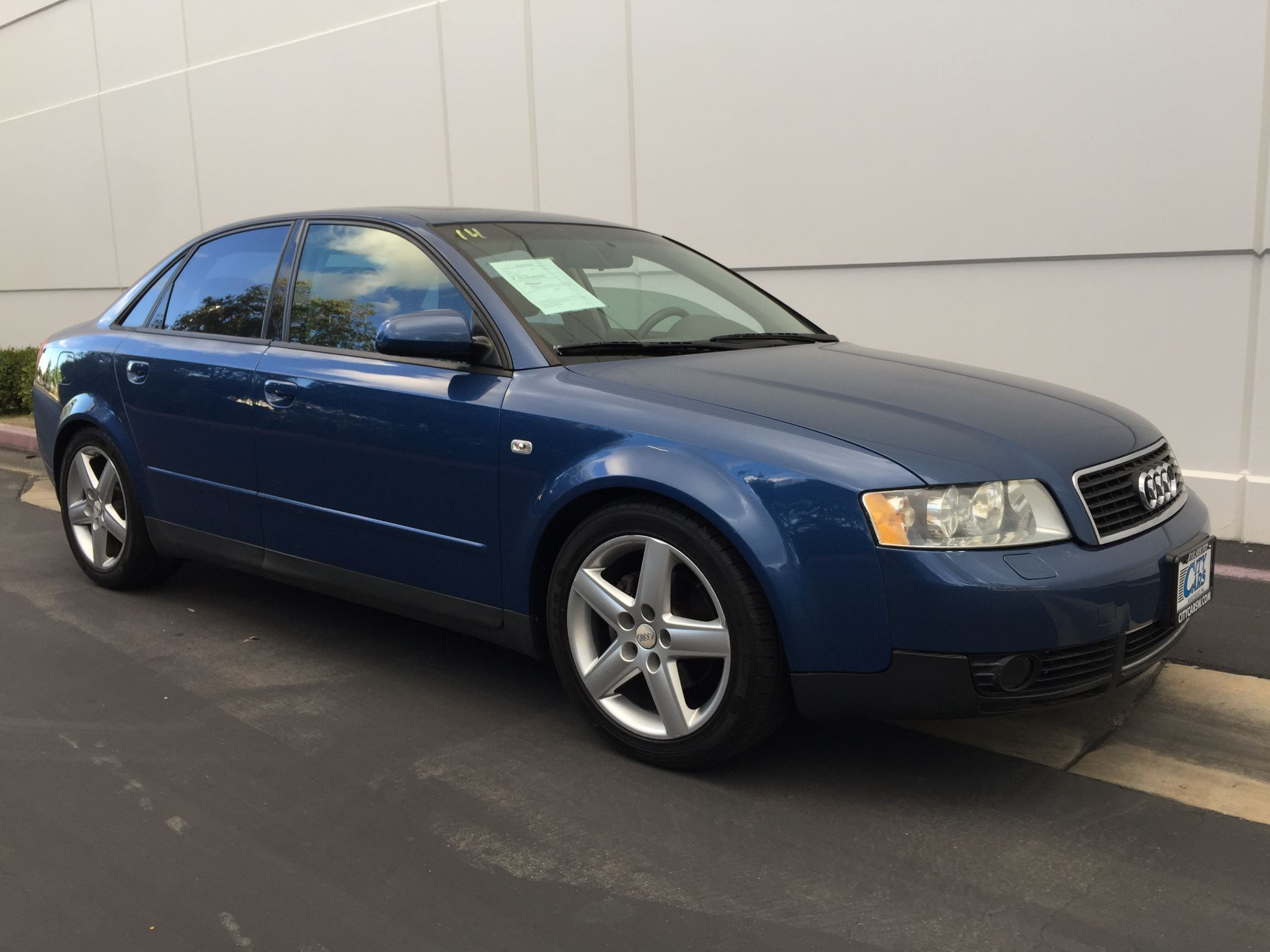 used 2003 audi a4 1 8t at city cars warehouse inc. Black Bedroom Furniture Sets. Home Design Ideas