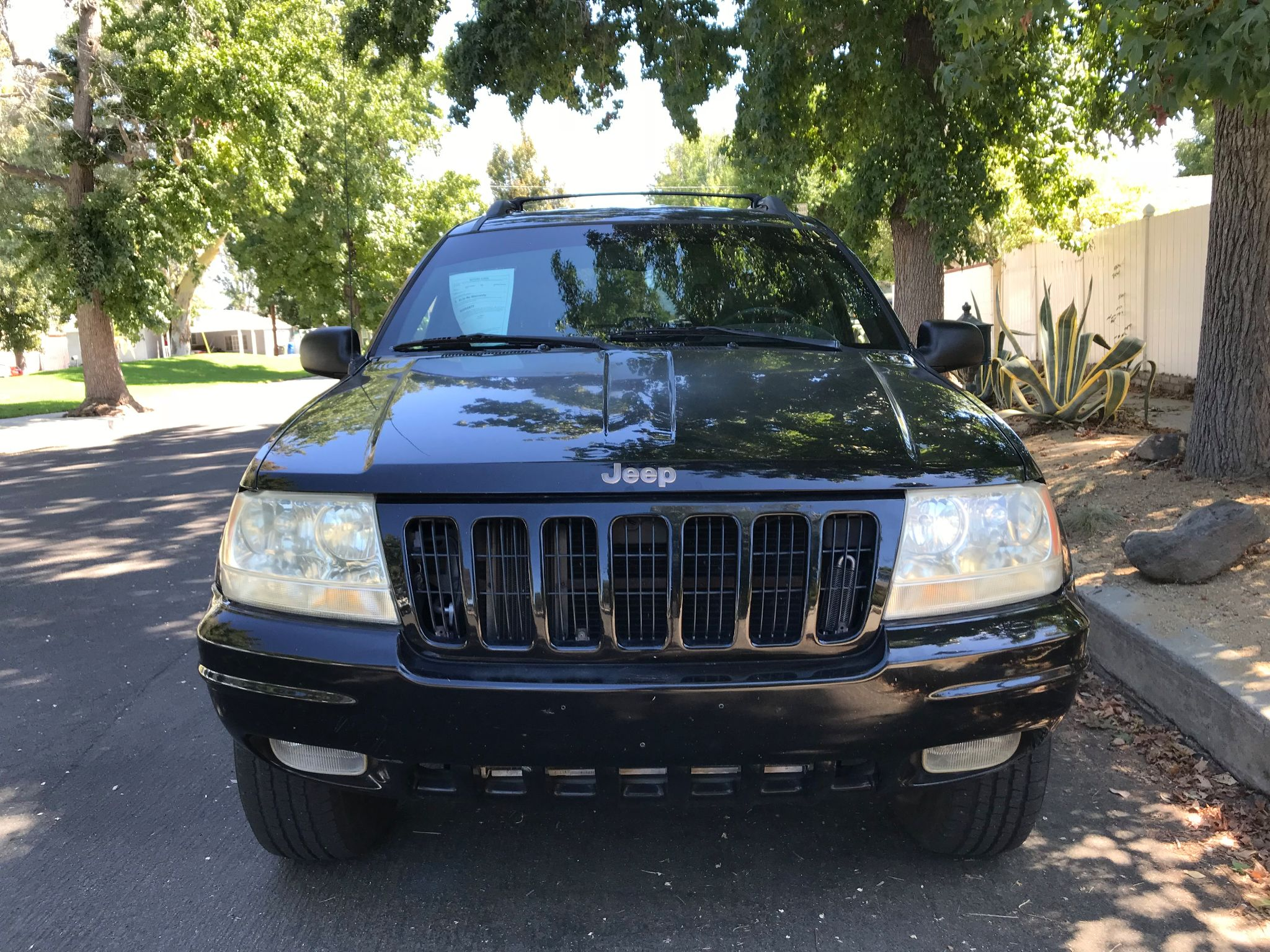 Used 1999 Jeep Grand Cherokee Limited At City Cars Warehouse Inc