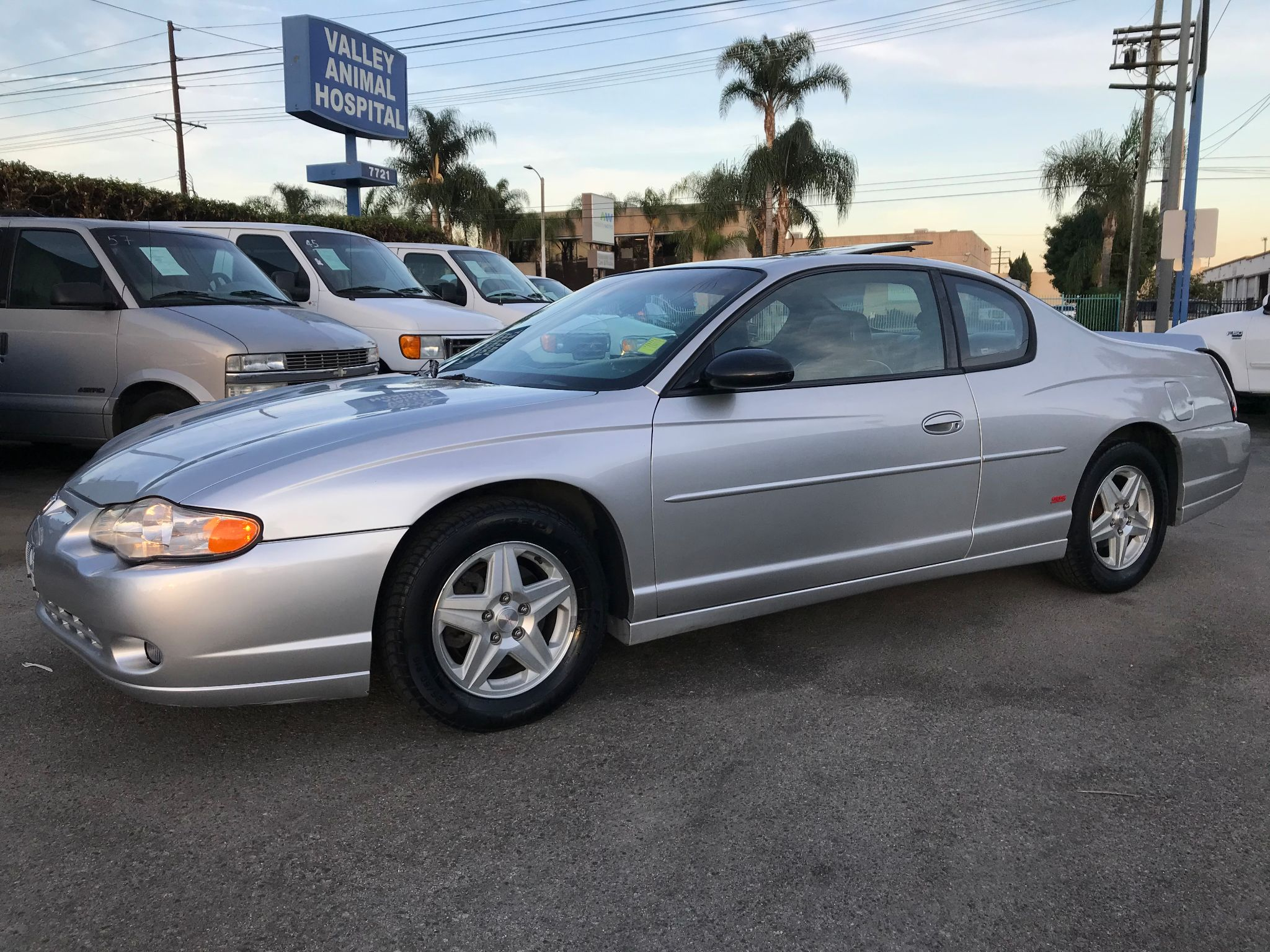 Used 2004 Chevrolet Monte Carlo Ss At City Cars Warehouse Inc