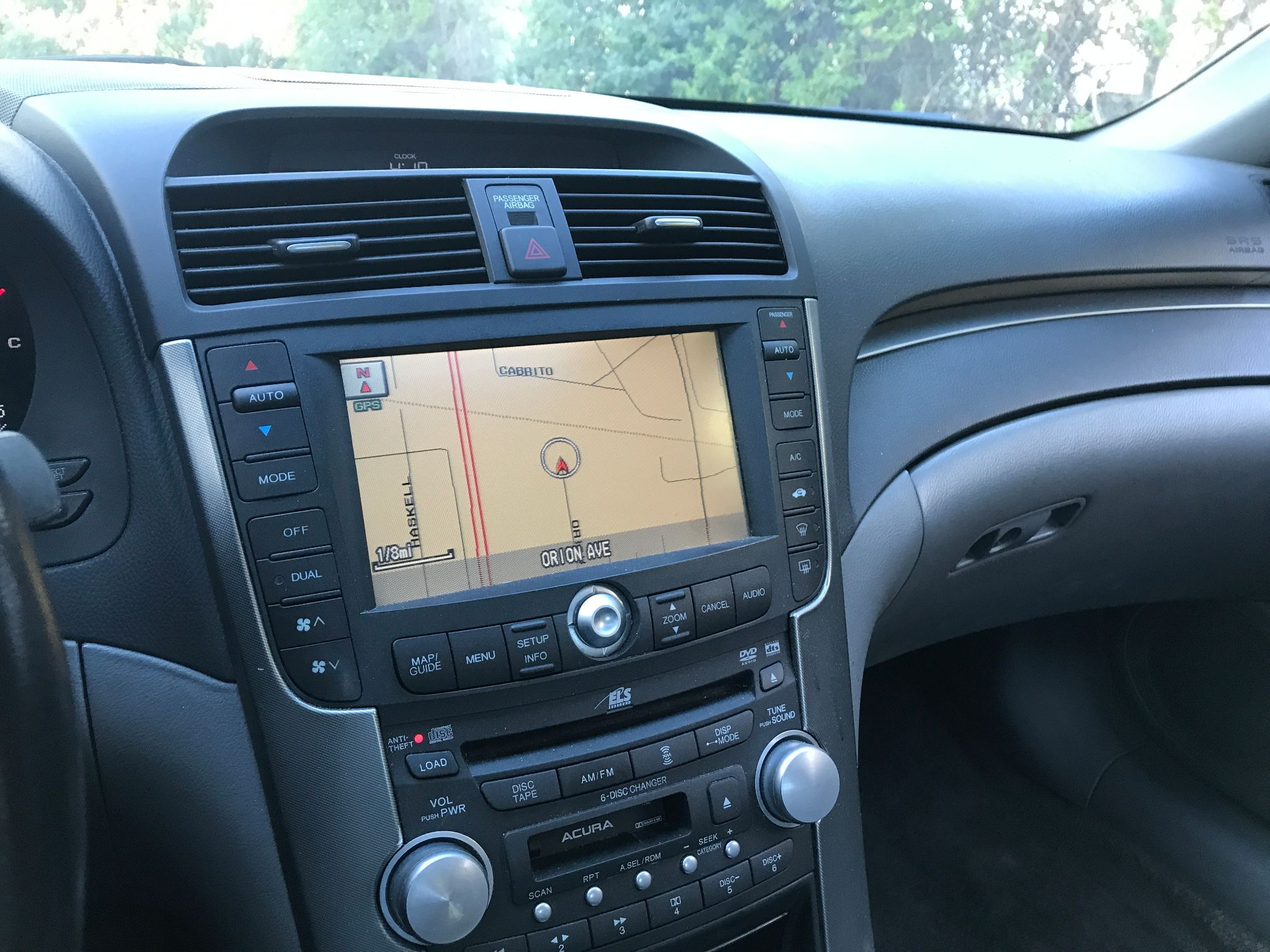 Used 2006 Acura Tl Navigation System At City Cars Warehouse Inc