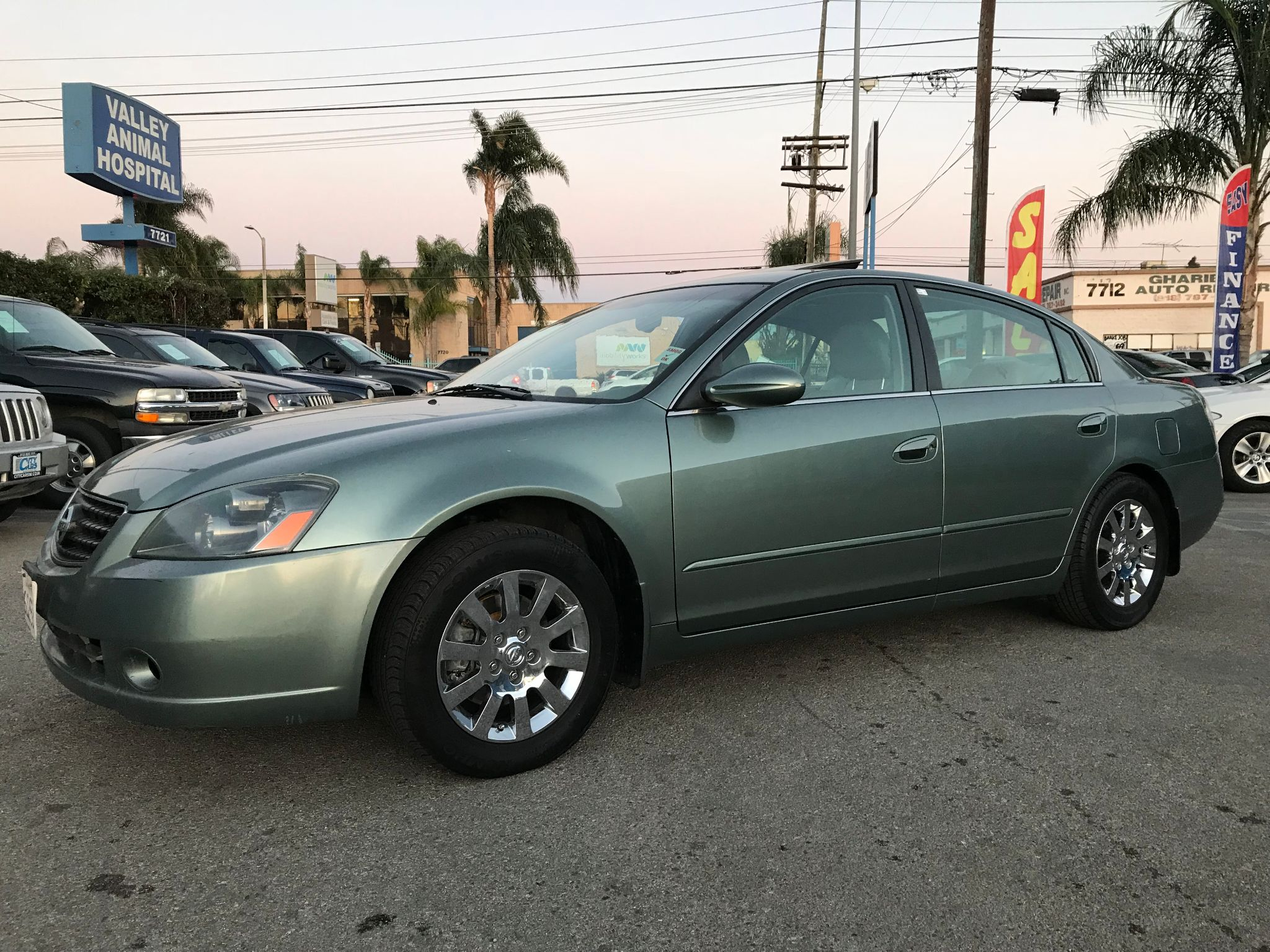Used 2006 Nissan Altima 2 5 SL at City Cars Warehouse INC