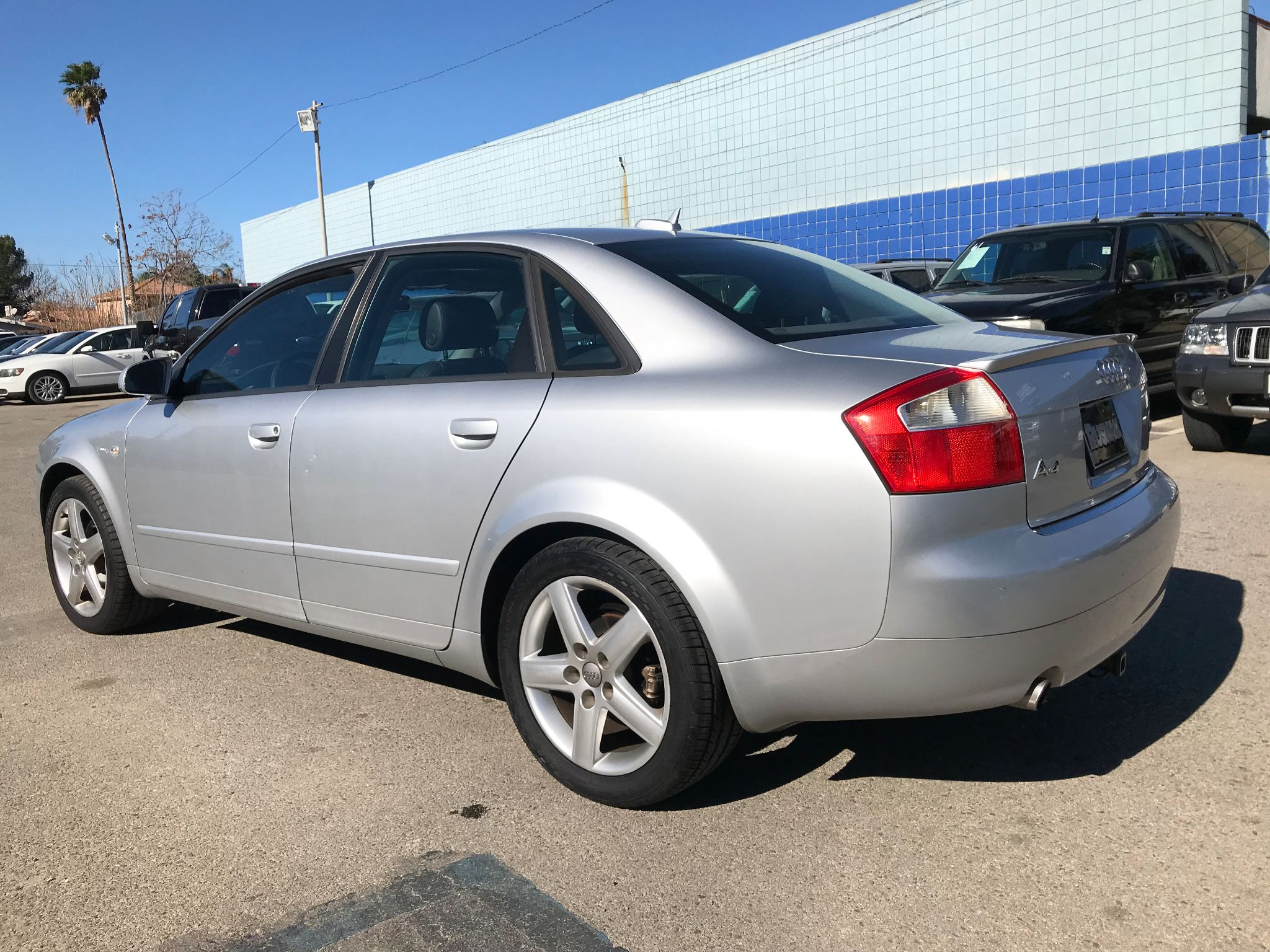 Used 2005 Audi A4 1 8t At City Cars Warehouse Inc