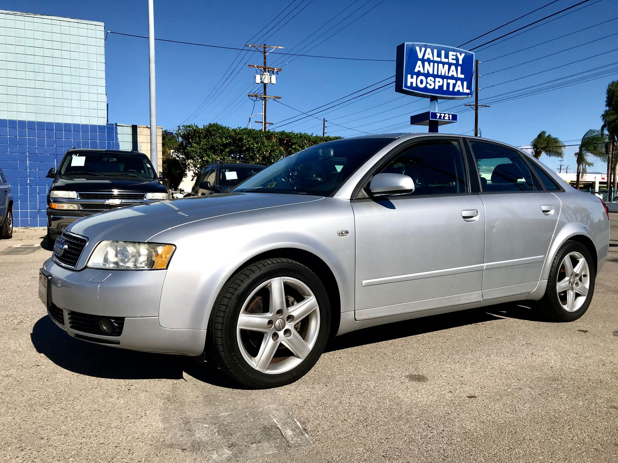 used 2005 audi a4 1 8t at city cars warehouse inc. Black Bedroom Furniture Sets. Home Design Ideas