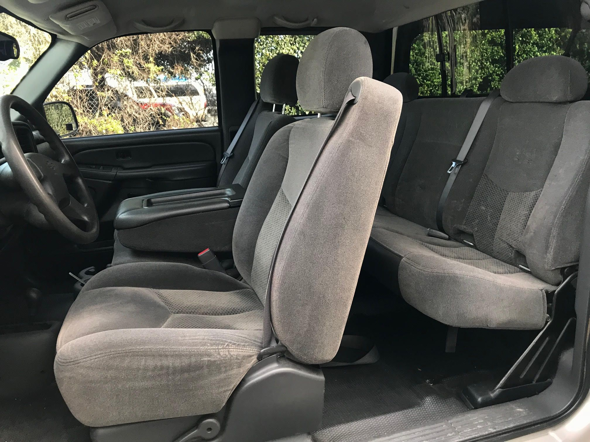 2006 Chevrolet Silverado 1500 LS LONG BED