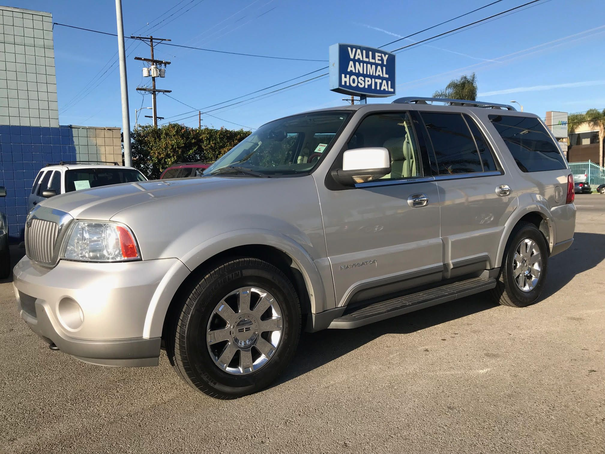 for stock c used sale limited lincoln near htm navigator l