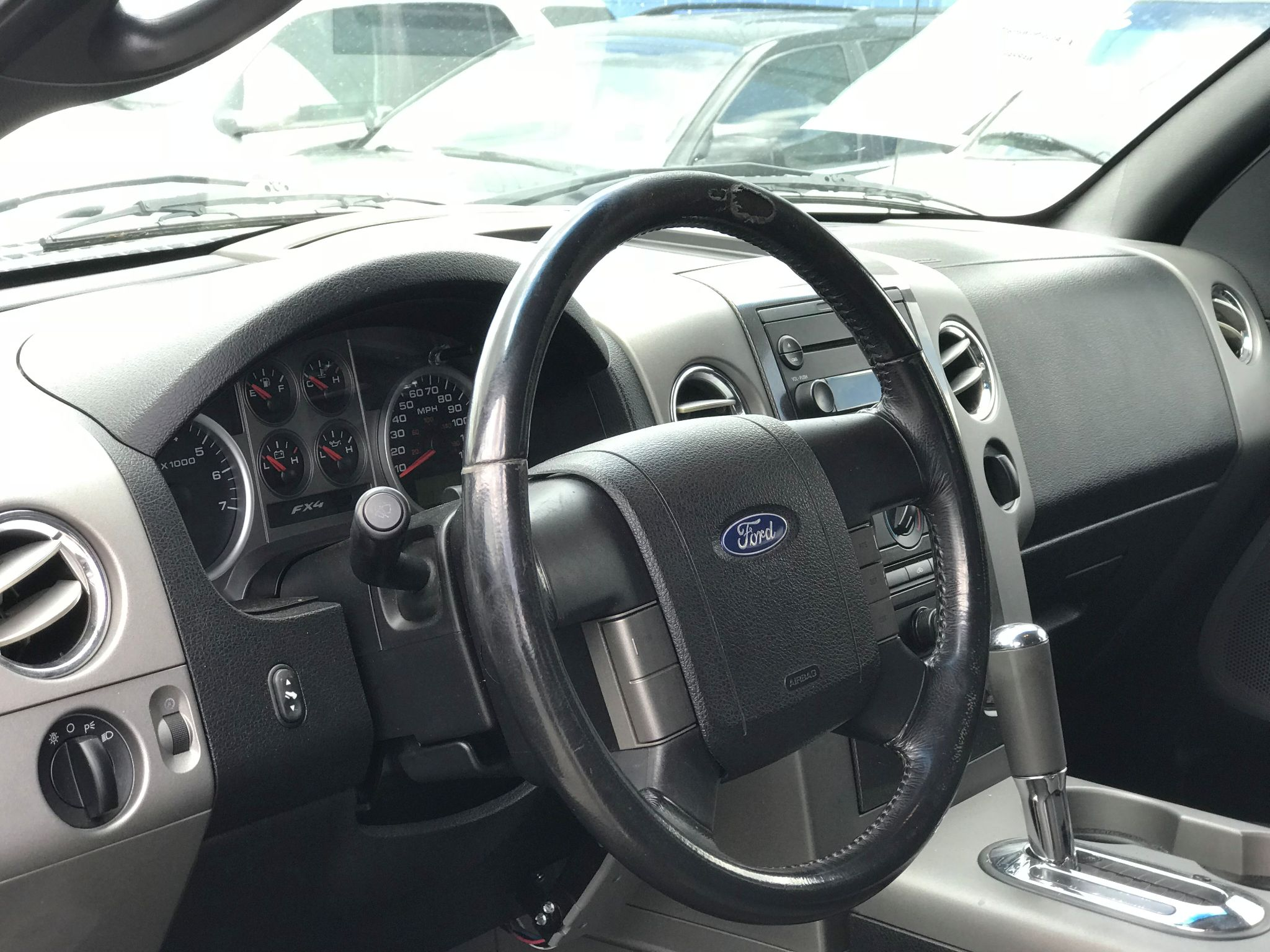 Used 2004 Ford F 150 Fx4 At City Cars Warehouse Inc Sport