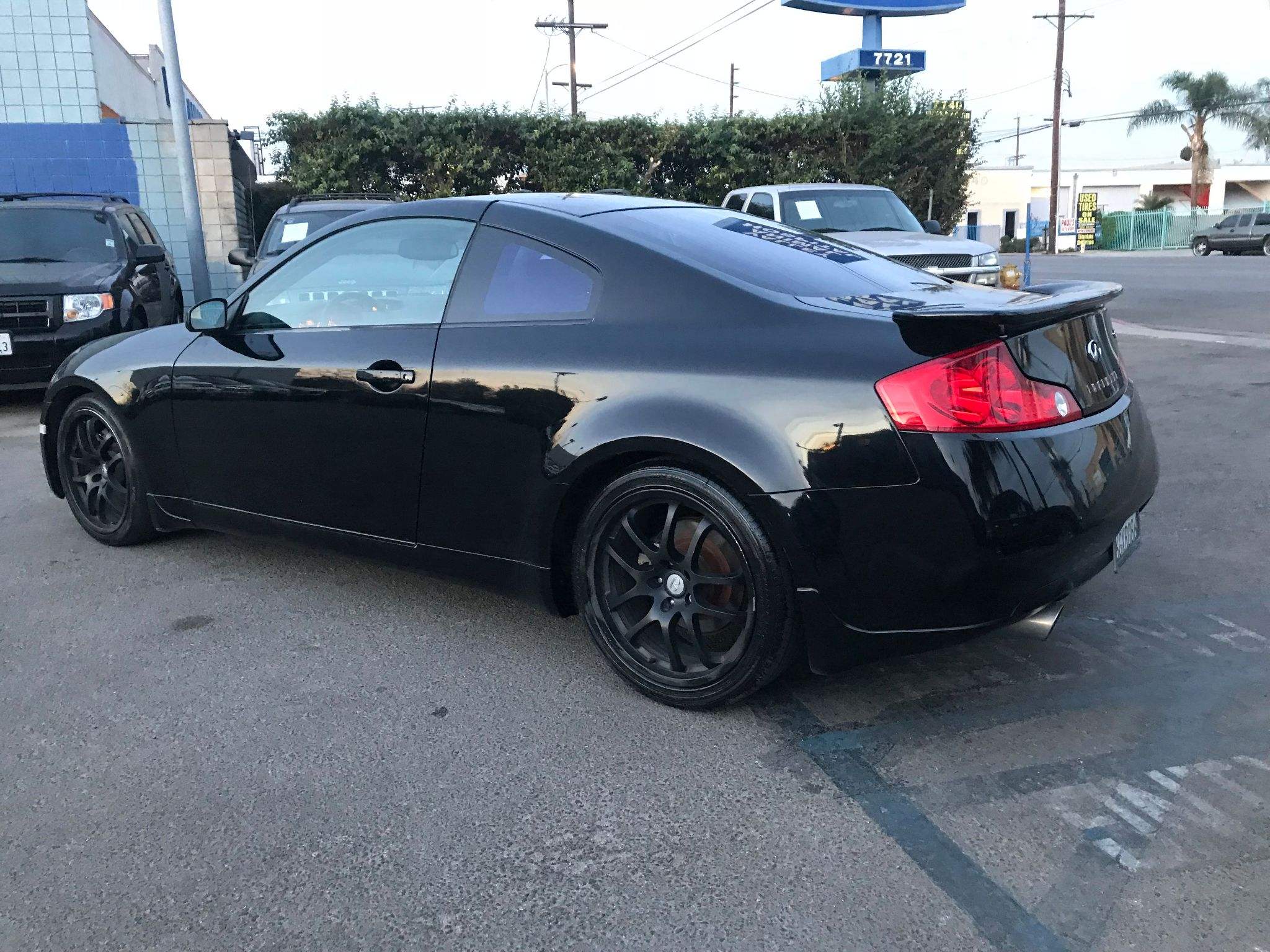coupe rwd used infinity for sale infiniti