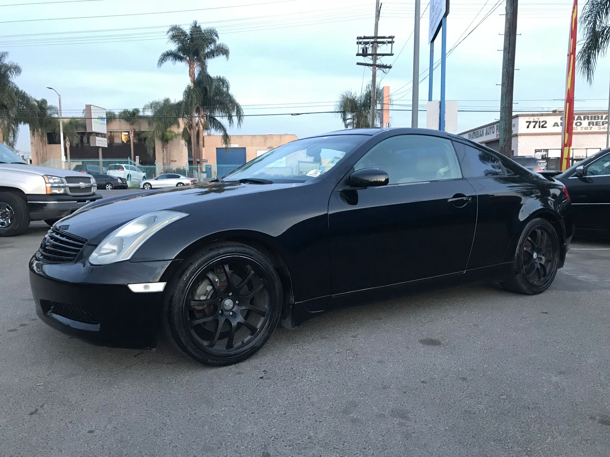 Used 2005 Infiniti G35 Coupe Ss At City Cars Warehouse Inc