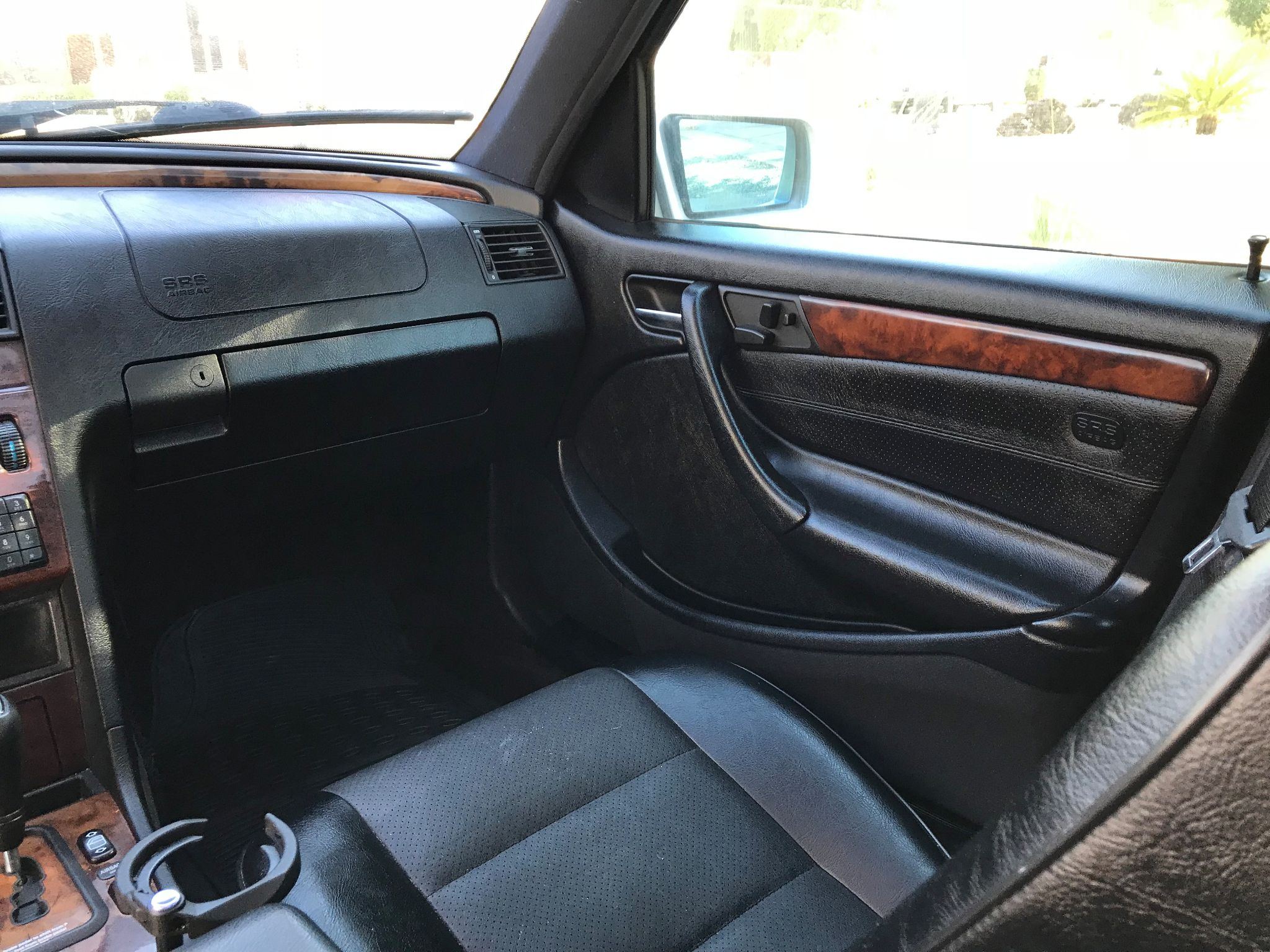 2000 Mercedes Benz C230 Kompressor