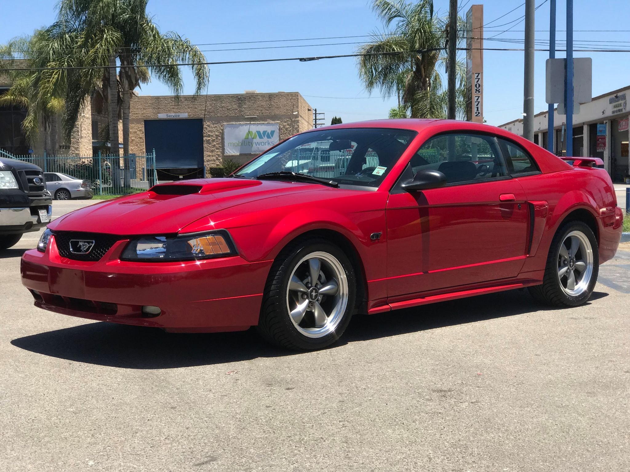 Used 2001 Ford Mustang Gt Premium At City Cars Warehouse Inc Fuel Filter