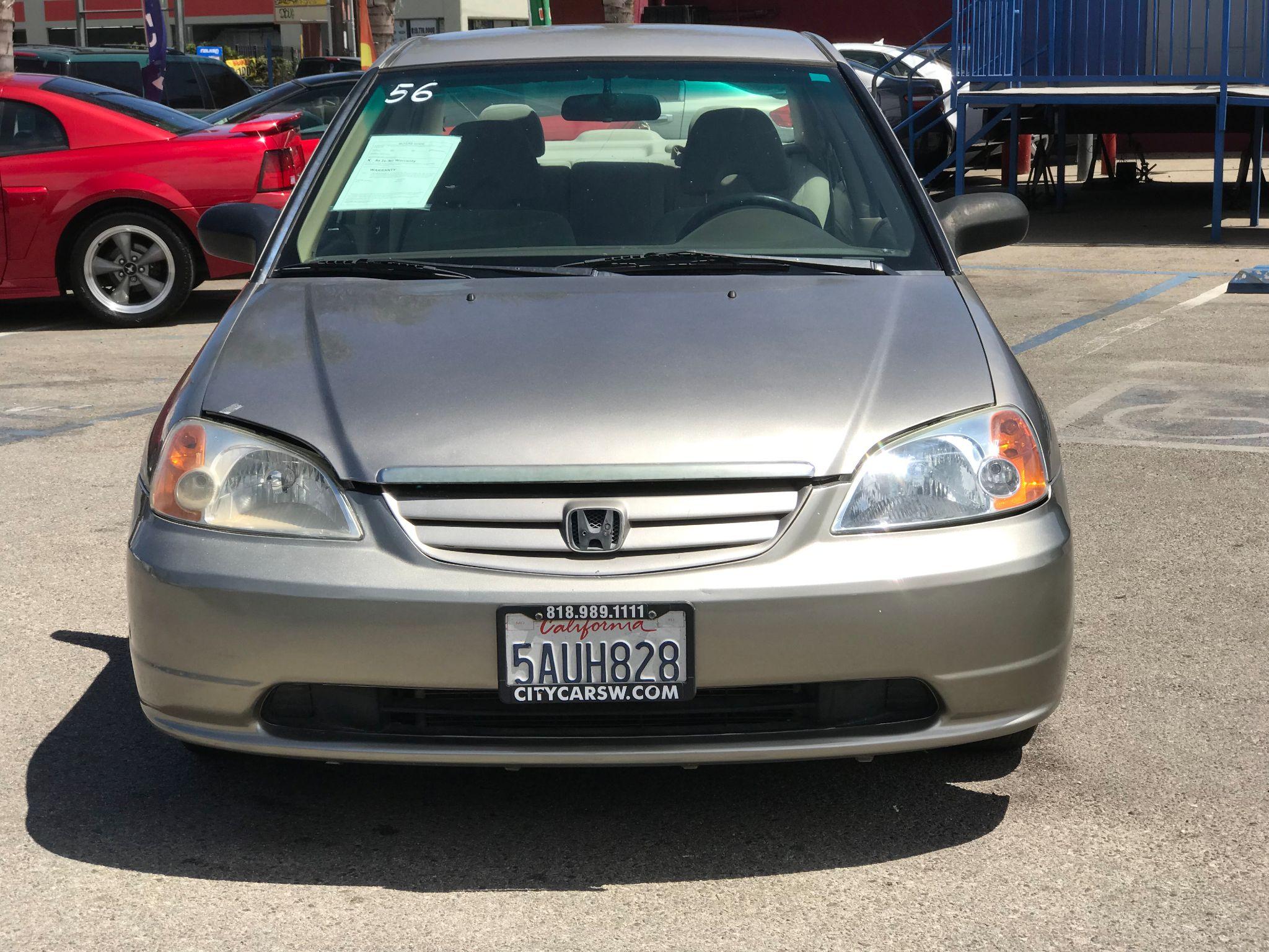 Used 2003 Honda Civic LX at City Cars Warehouse INC