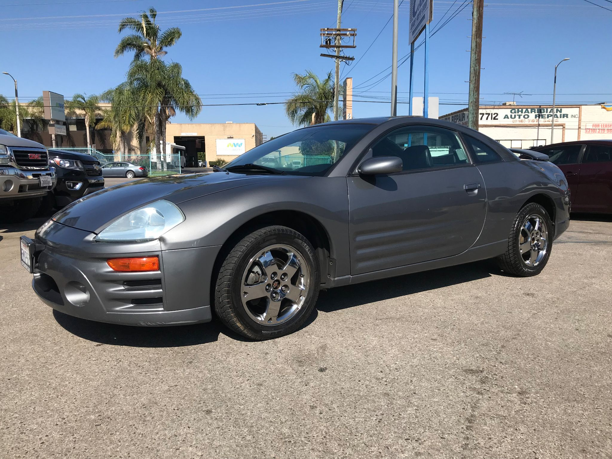 used 2005 mitsubishi eclipse gs at city cars warehouse inc