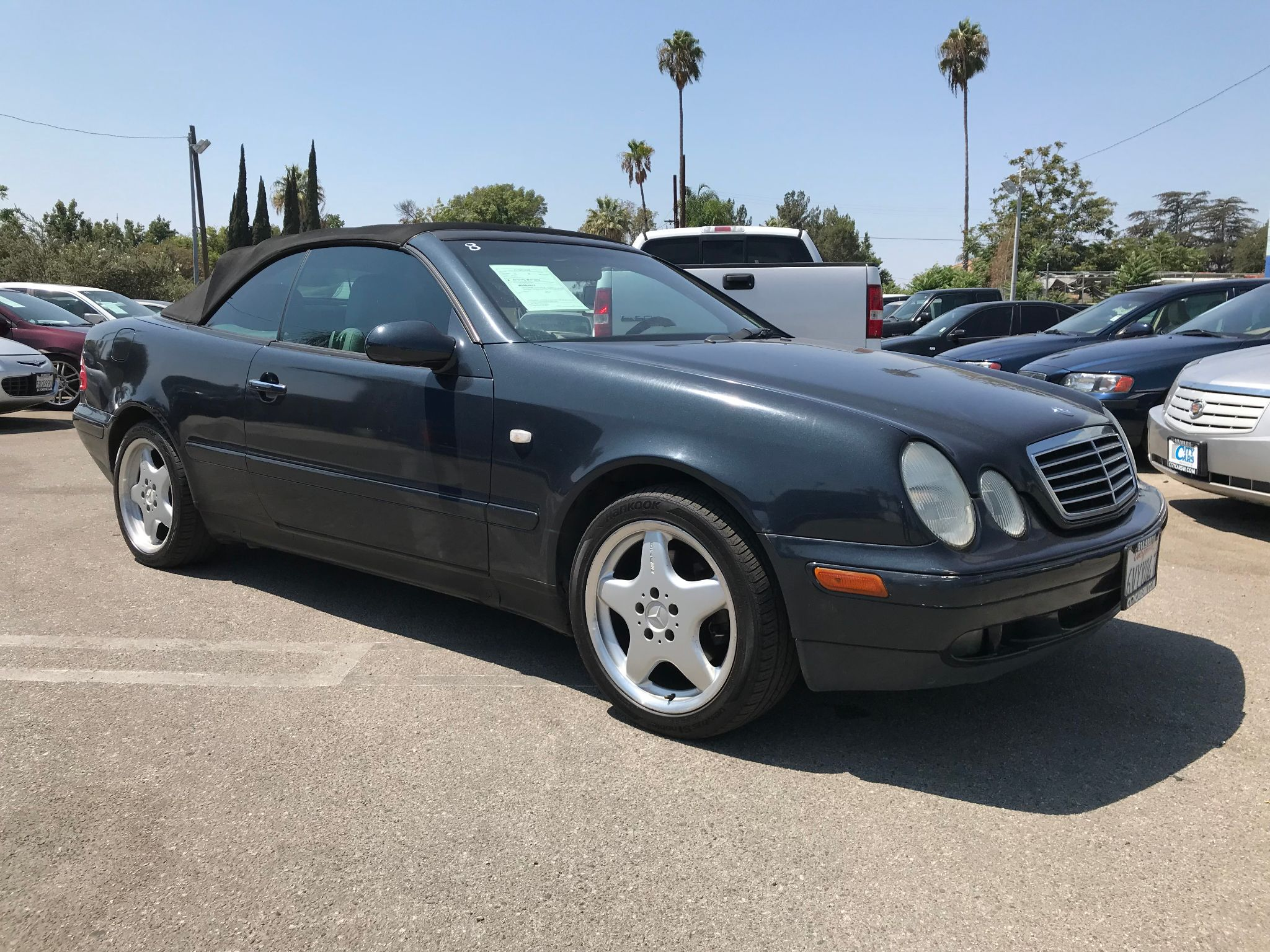 Used 1999 Mercedes Benz Clk320 Coupe At City Cars Warehouse Inc Clk 320