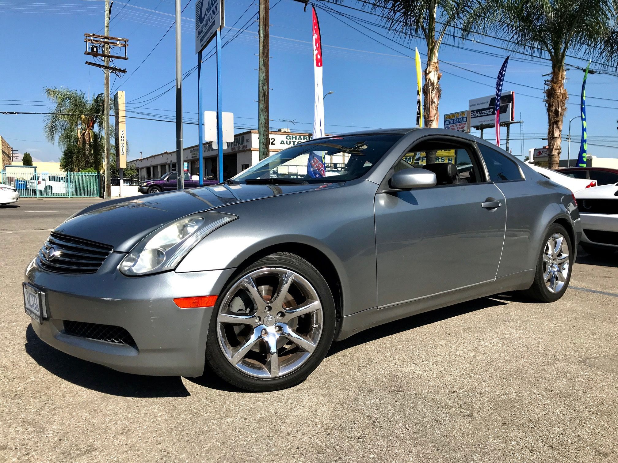 Used 2006 Infiniti G35 Coupe Convertible At City Cars Warehouse Inc