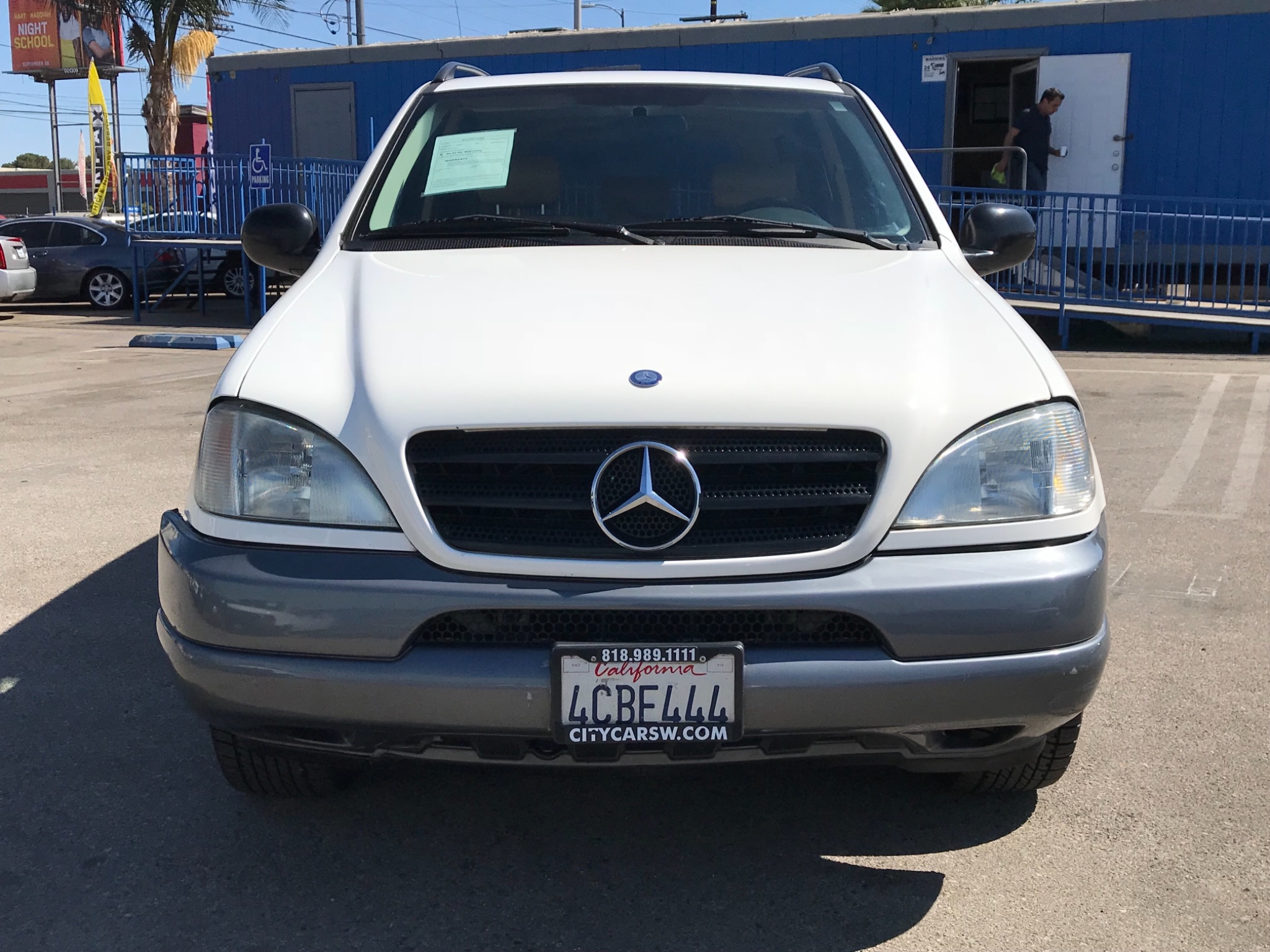 Used 1998 Mercedes Benz M Class ML320 at City Cars Warehouse INC
