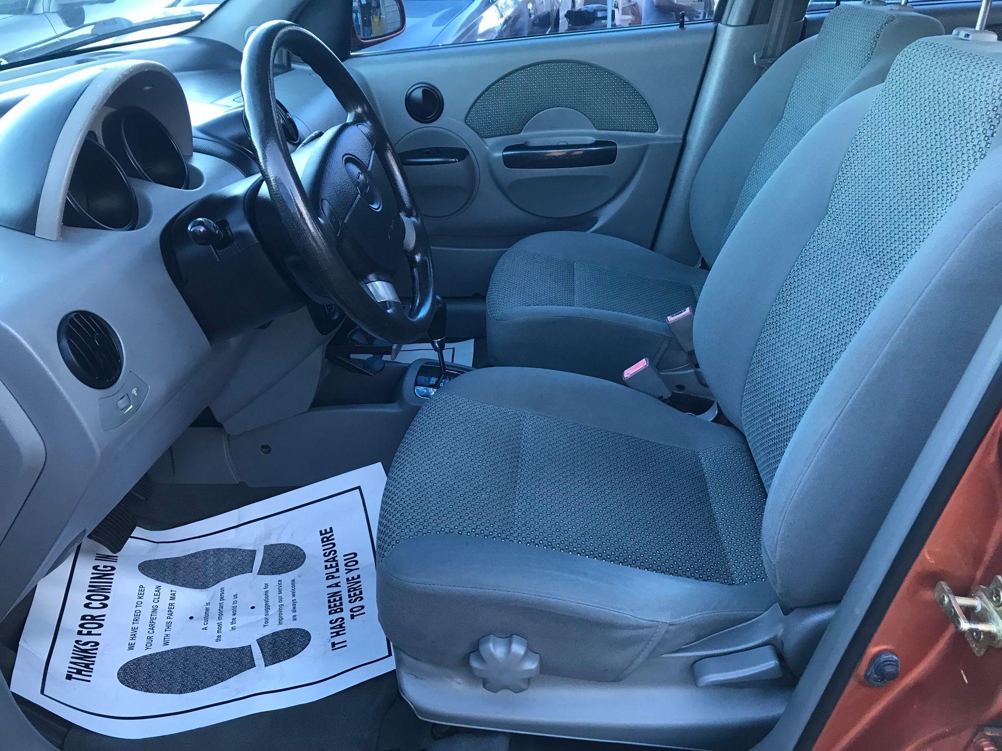 2004 Chevrolet Aveo LS