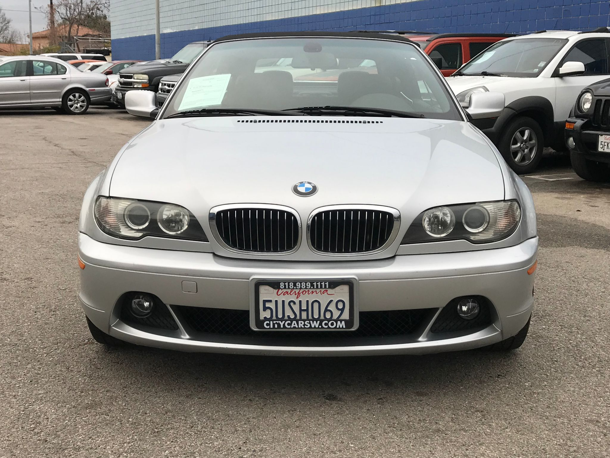 2006 BMW 3 Series 325Ci Convertible