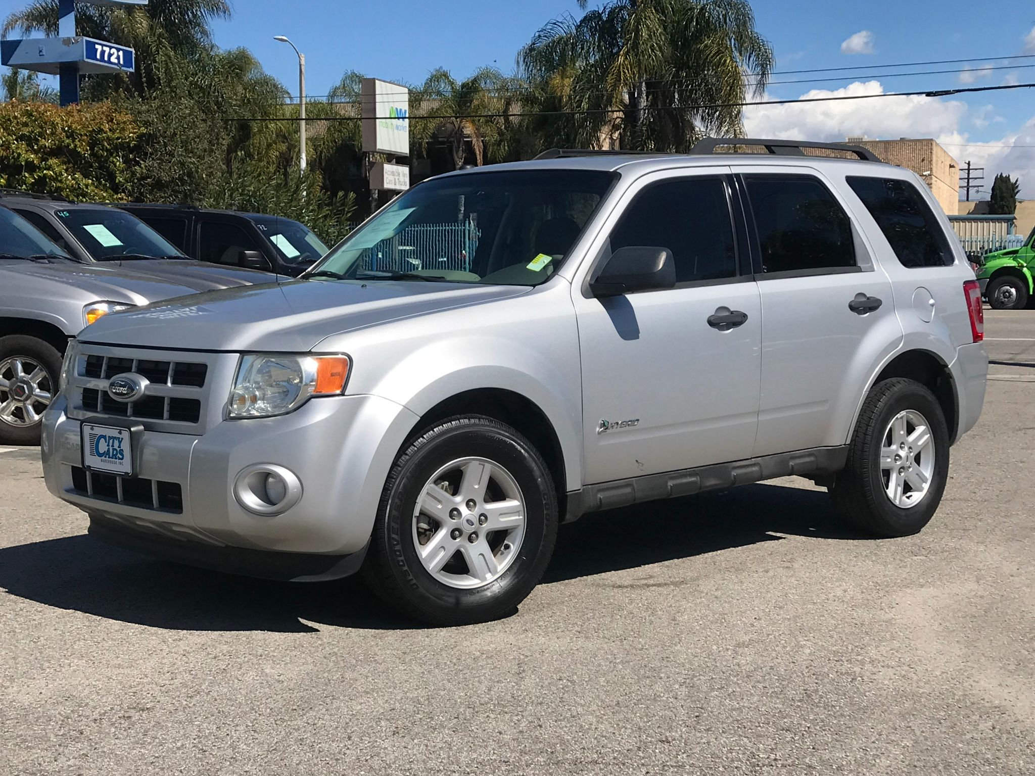 ford escape 2009 limited hybrid cars cash