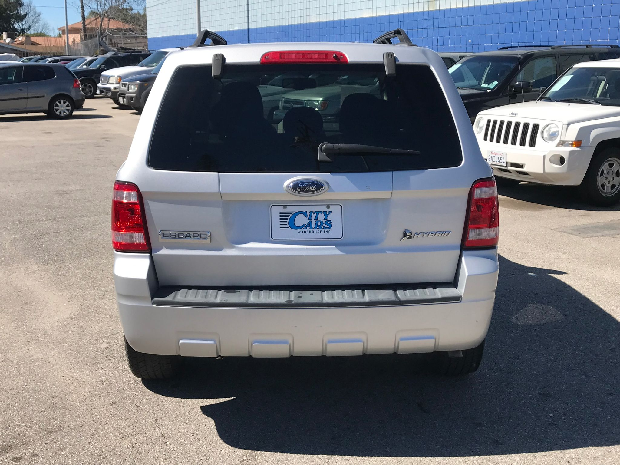 2009 Ford Escape Hybrid Limited