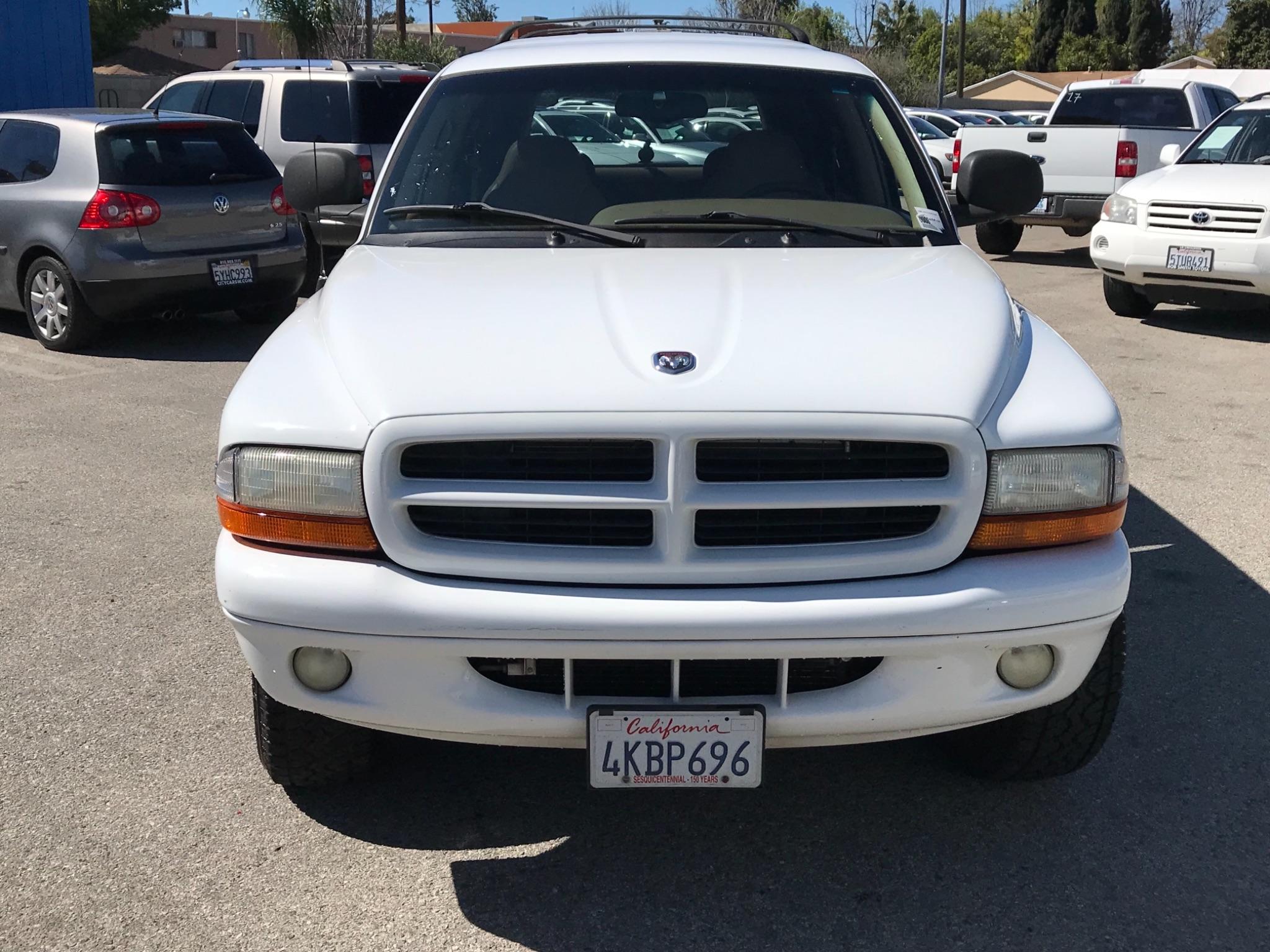 2000 Dodge Durango SLT