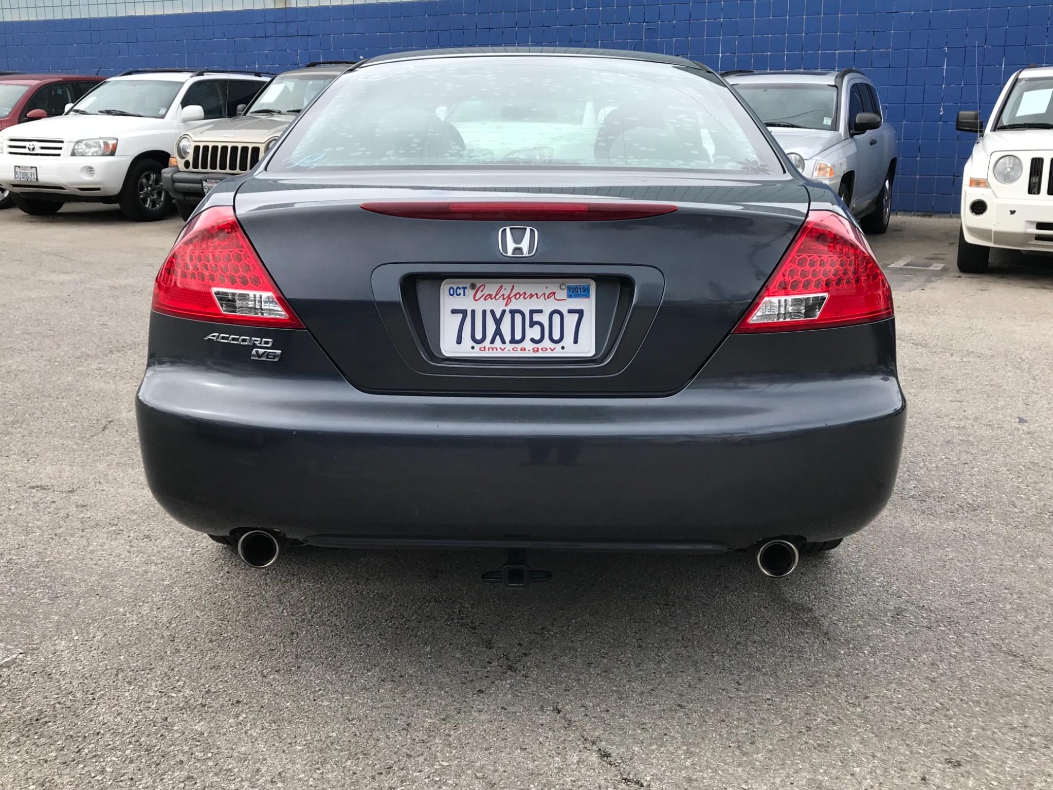 2006 Honda Accord LX V6