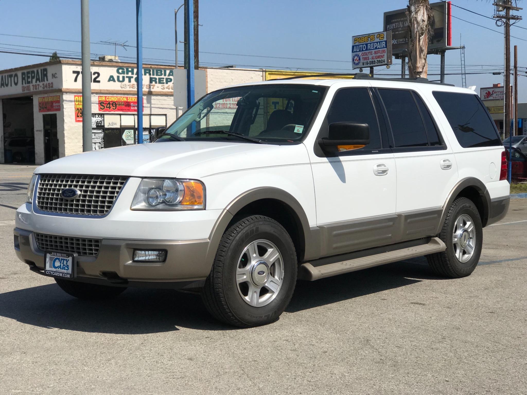 2003 Ford Expedition Eddie Bauer