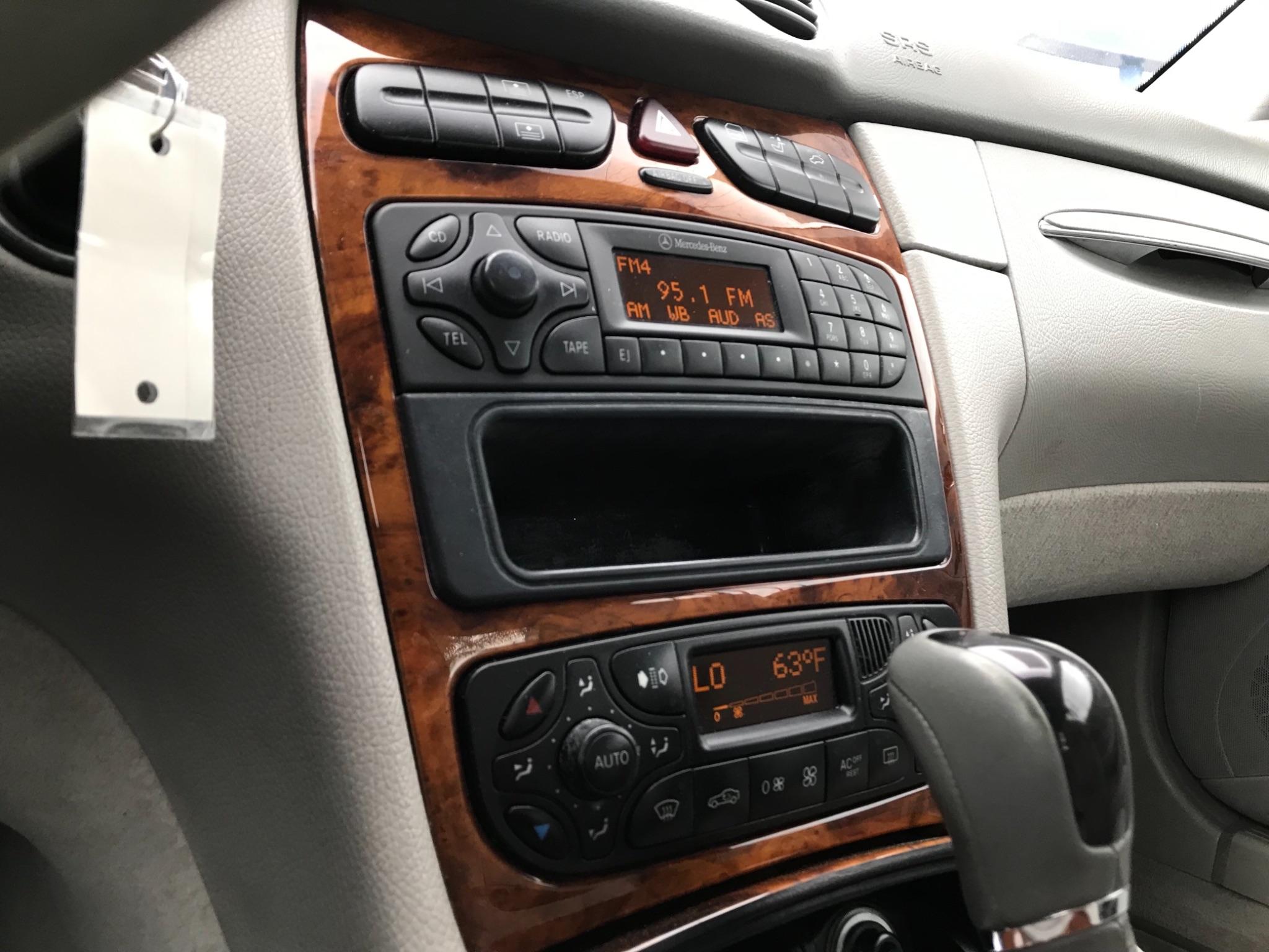 2003 Mercedes-Benz CLK320 3.2L