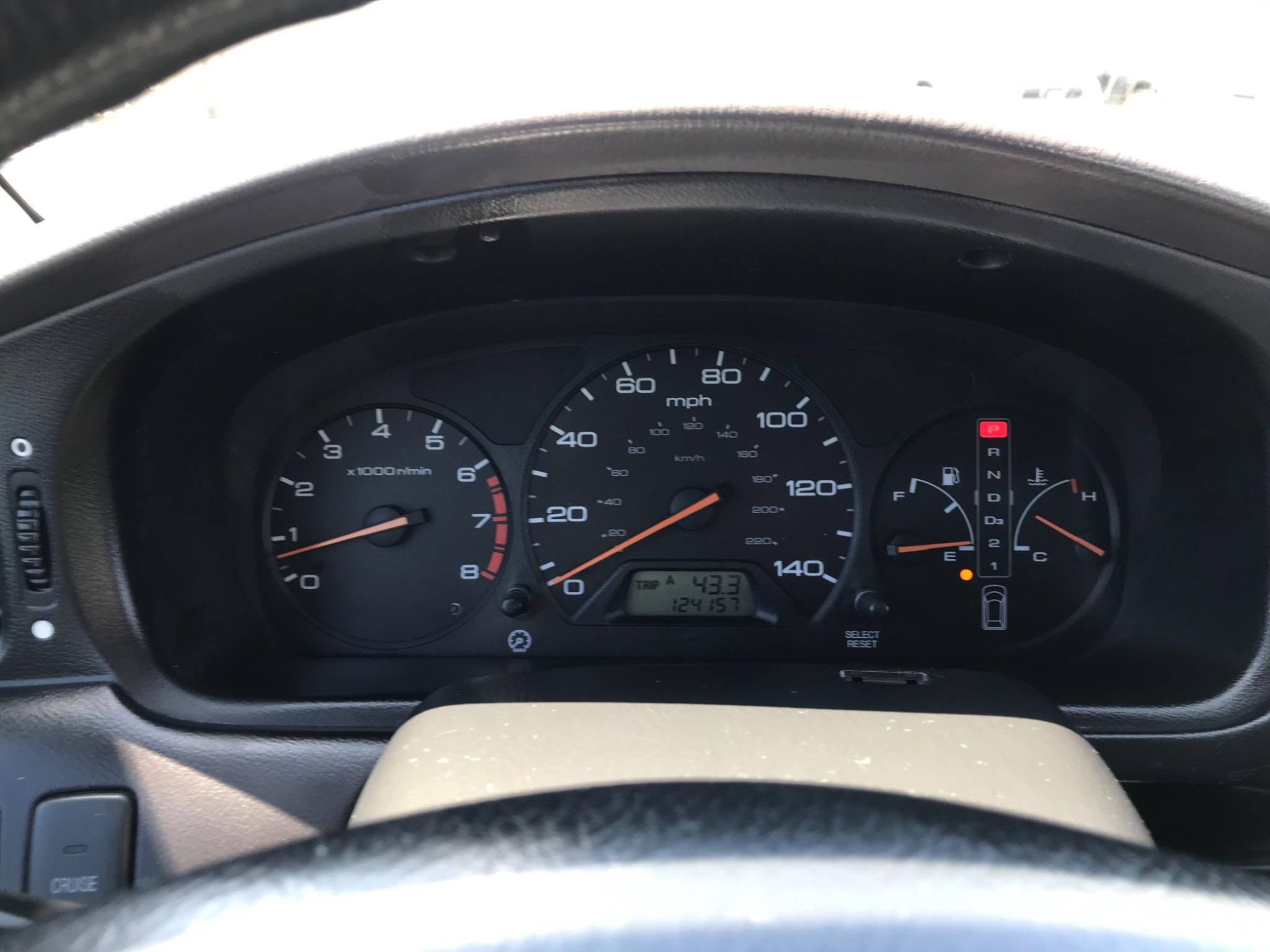 2002 Honda Odyssey EX-L w/DVD/Leather
